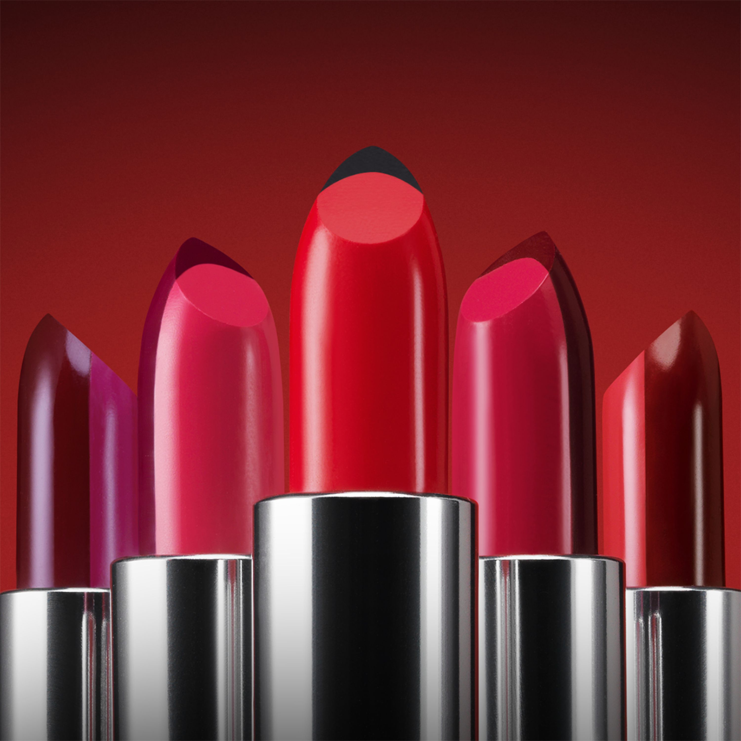 Fire up your everyday look with these 10 bold lip colours