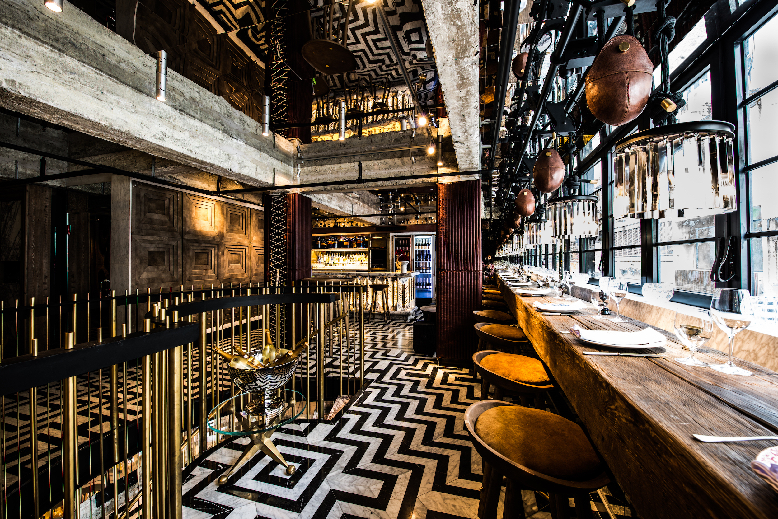 Review: Gough's on Gough is a design and food lover's paradise