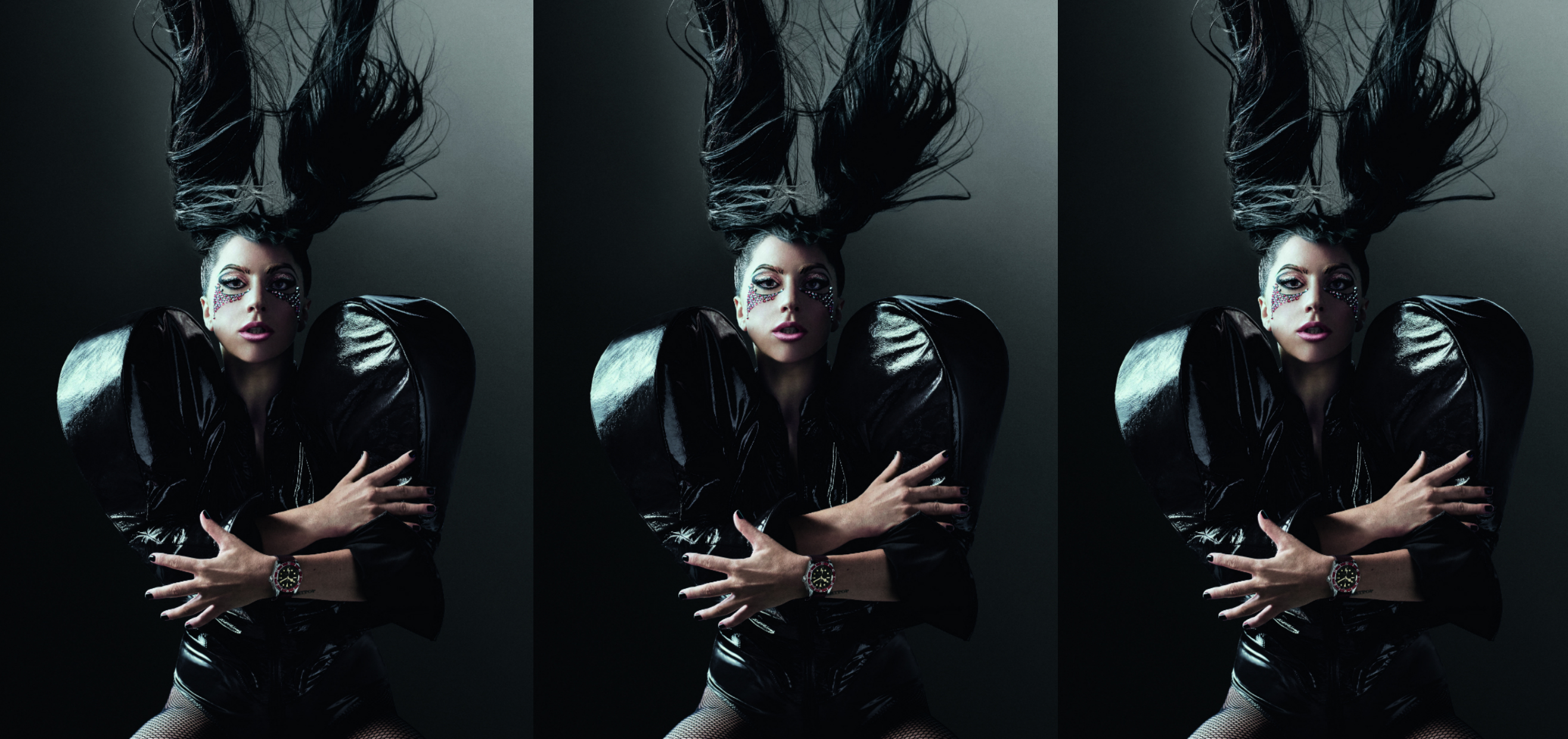 We didn't see this coming: Lady Gaga is the new face of Tudor