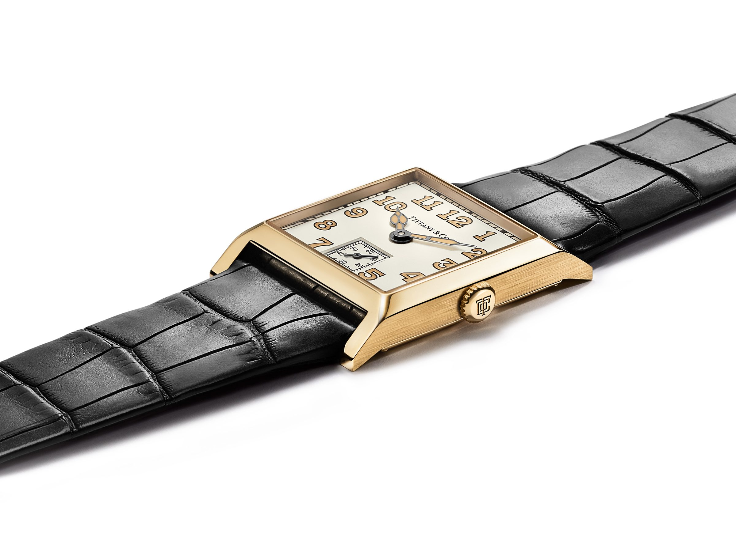 Bold and beautiful: Tiffany & Co launches the new Tiffany Square Watch