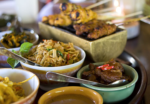Learn how to cook Balinese cuisine at Bumbu Bali