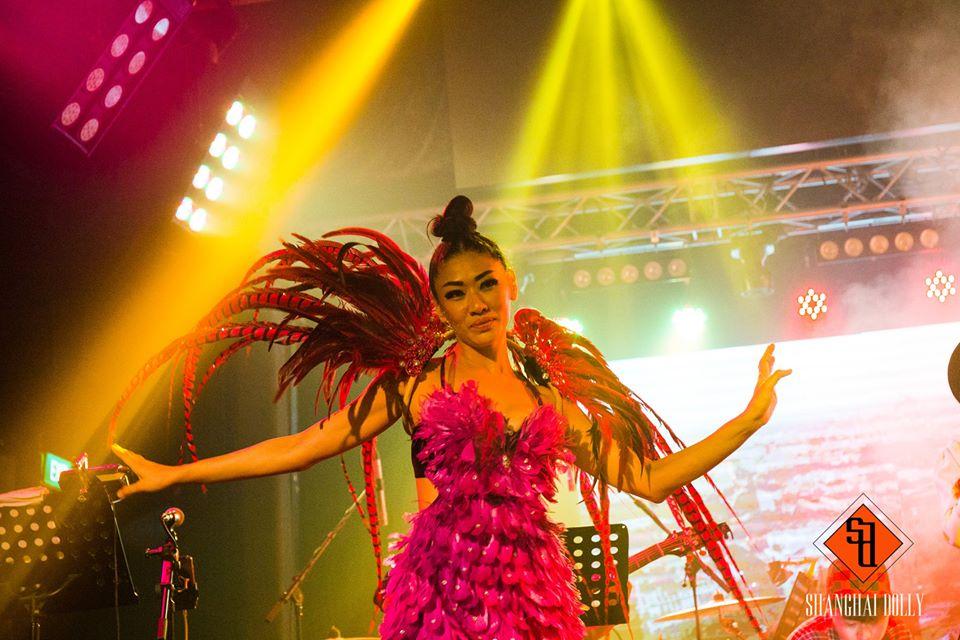 Take a trip to Shanghai at Shanghai Dolly