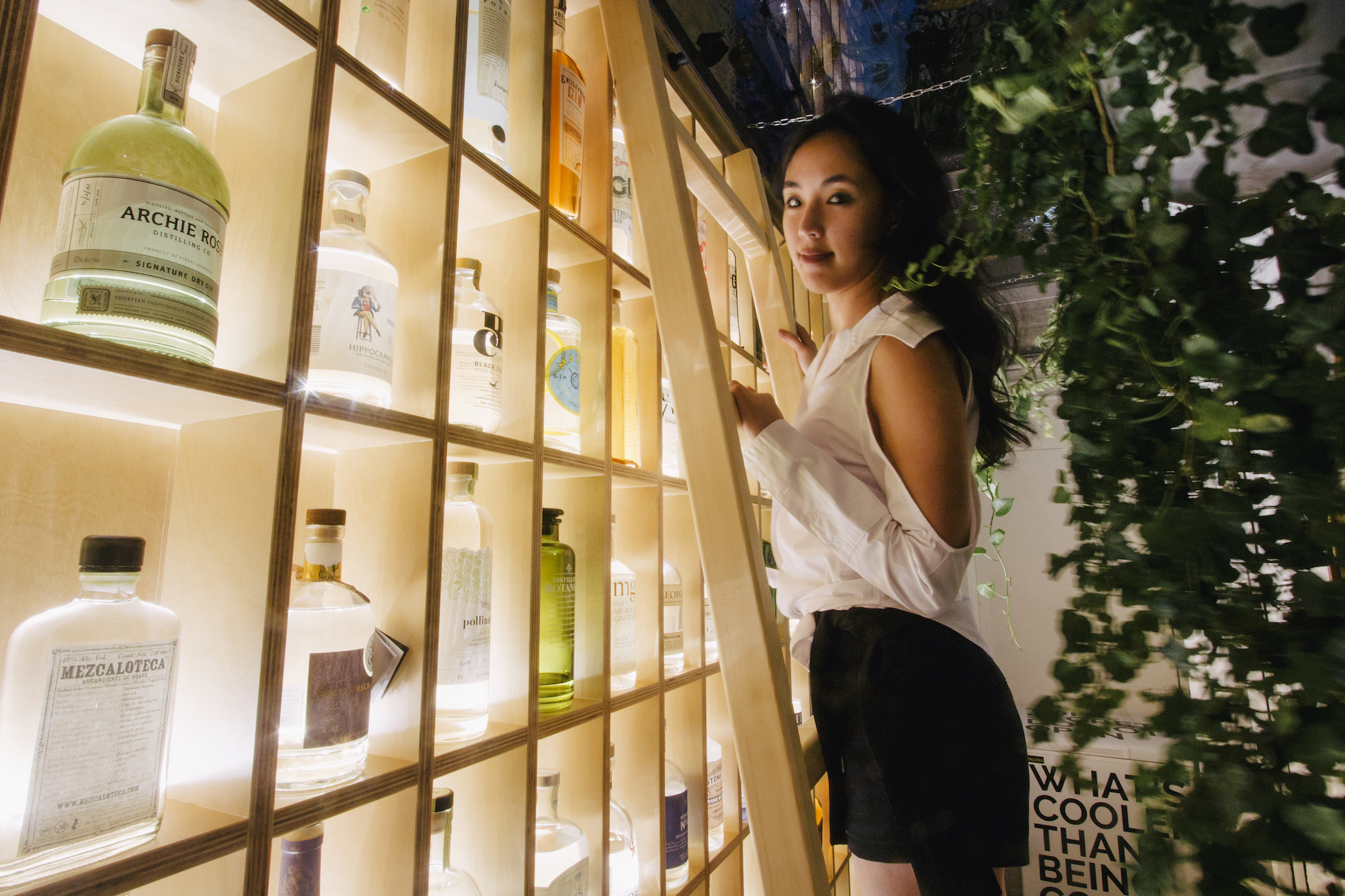 Victoria Chow launches The Woods' Annex, Hong Kong's new 'spirits library'