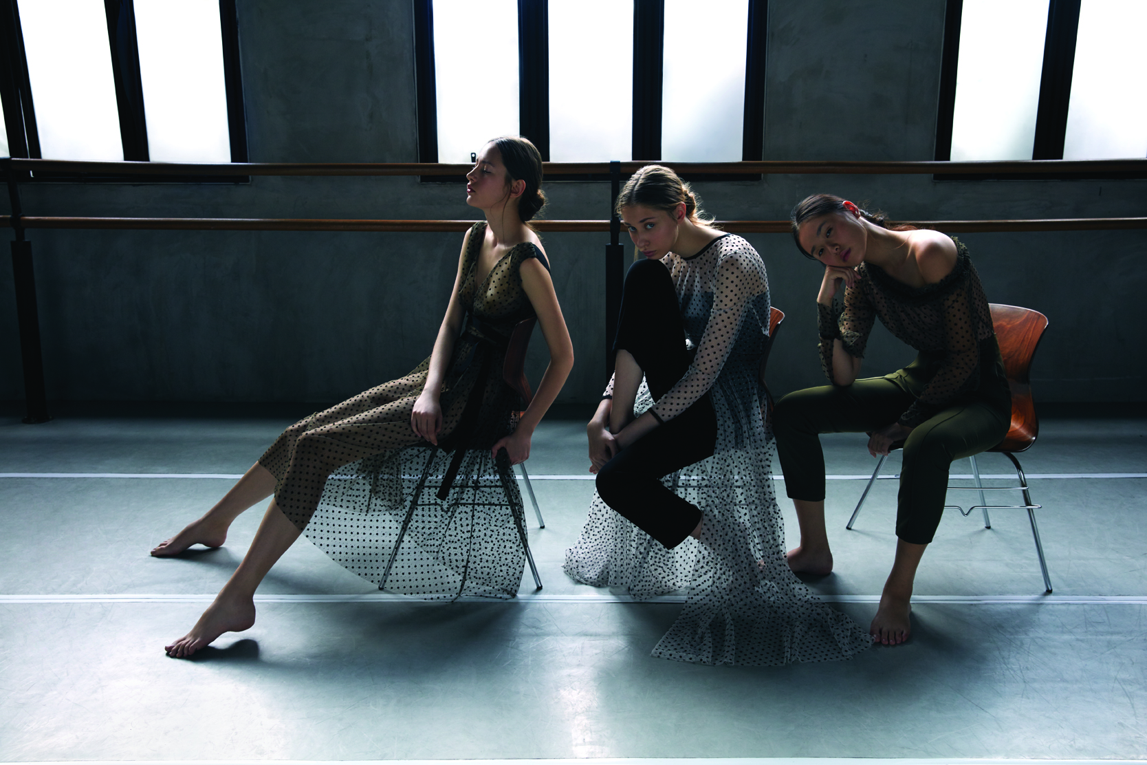 ASV reclaims tulle in its 'At the Ballet' collection