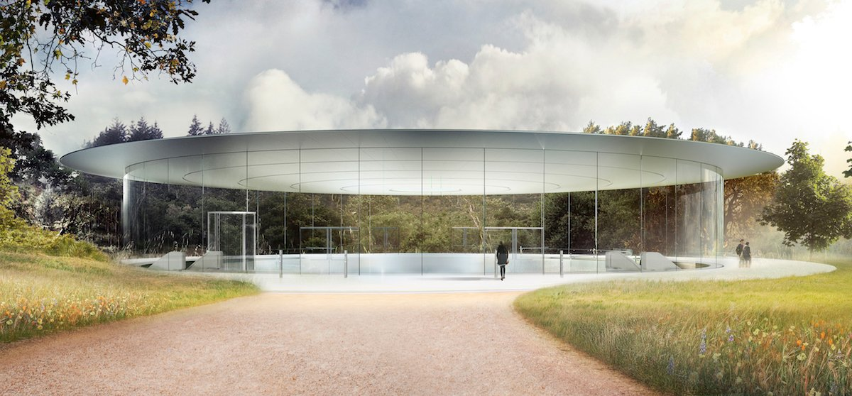 5 things you never knew about the Steve Jobs Theatre