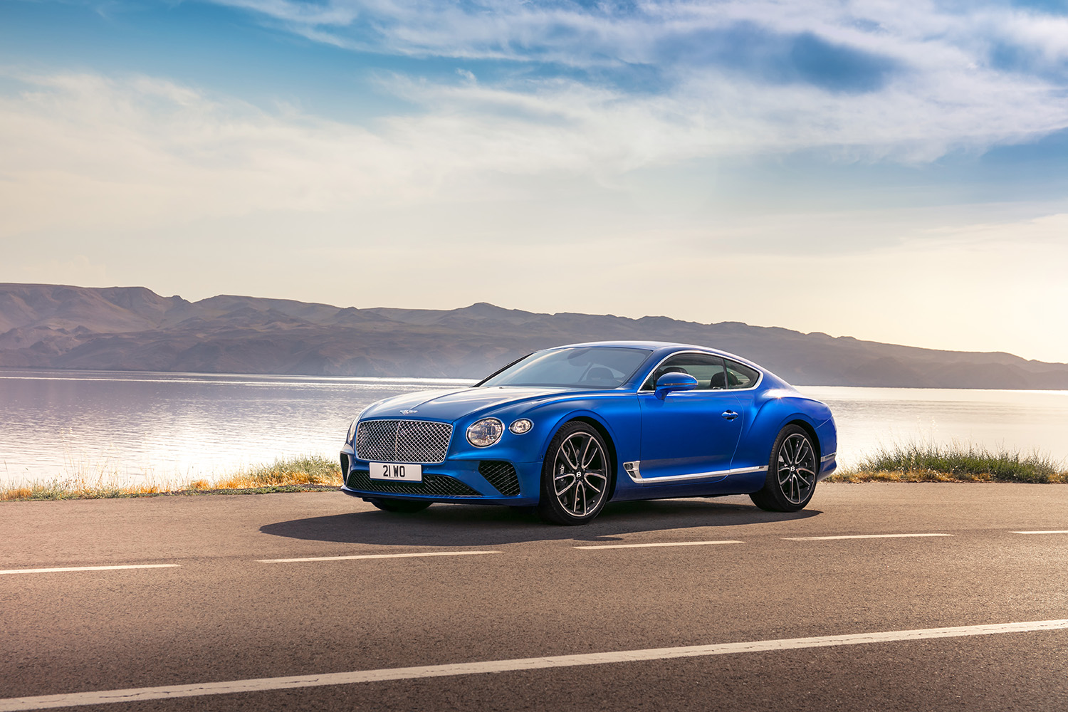 Bentley's new Continental GT is the quintessential British grand tourer