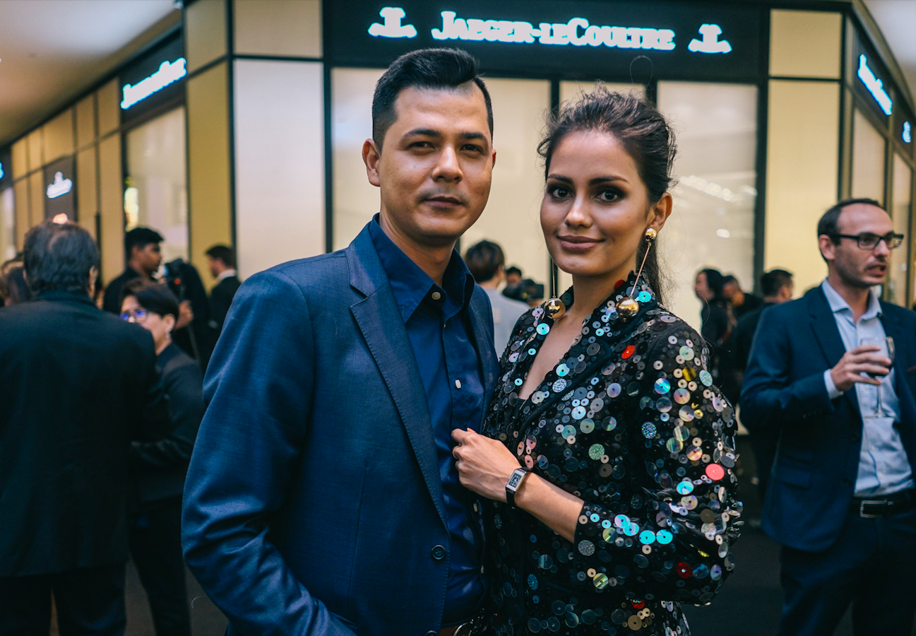 Gallery: The grand reopening of Jaeger-LeCoultre boutique in Pavilion KL