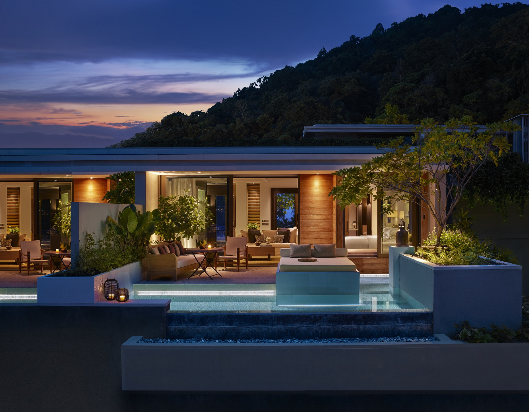 Take a look inside the incredible new Rosewood Phuket