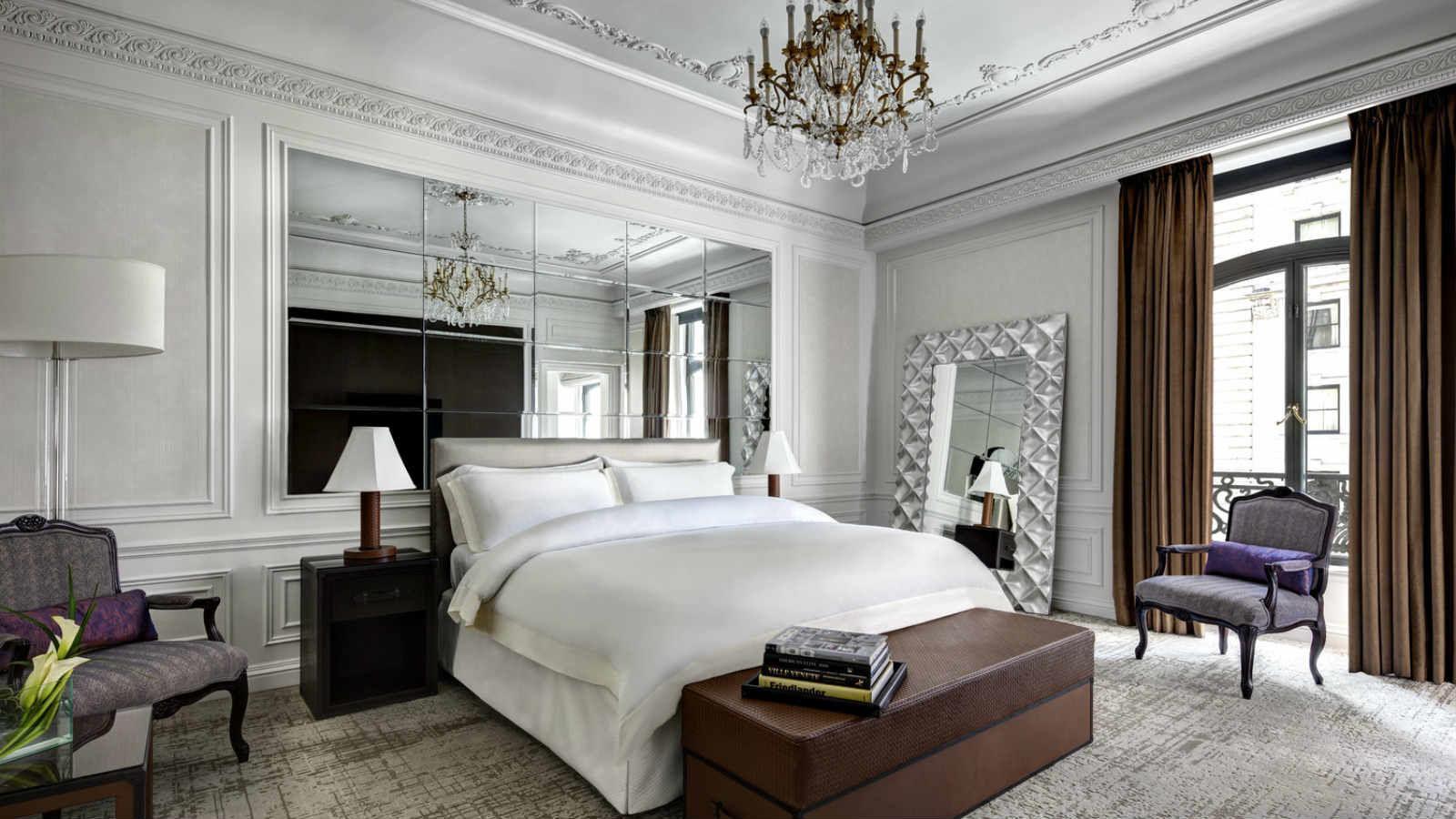 Dior Suite, St. Regis New York