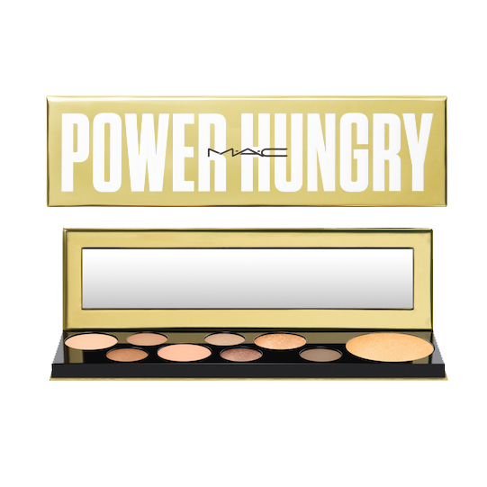 M.A.C Girls Personality Palettes in Power Hungry