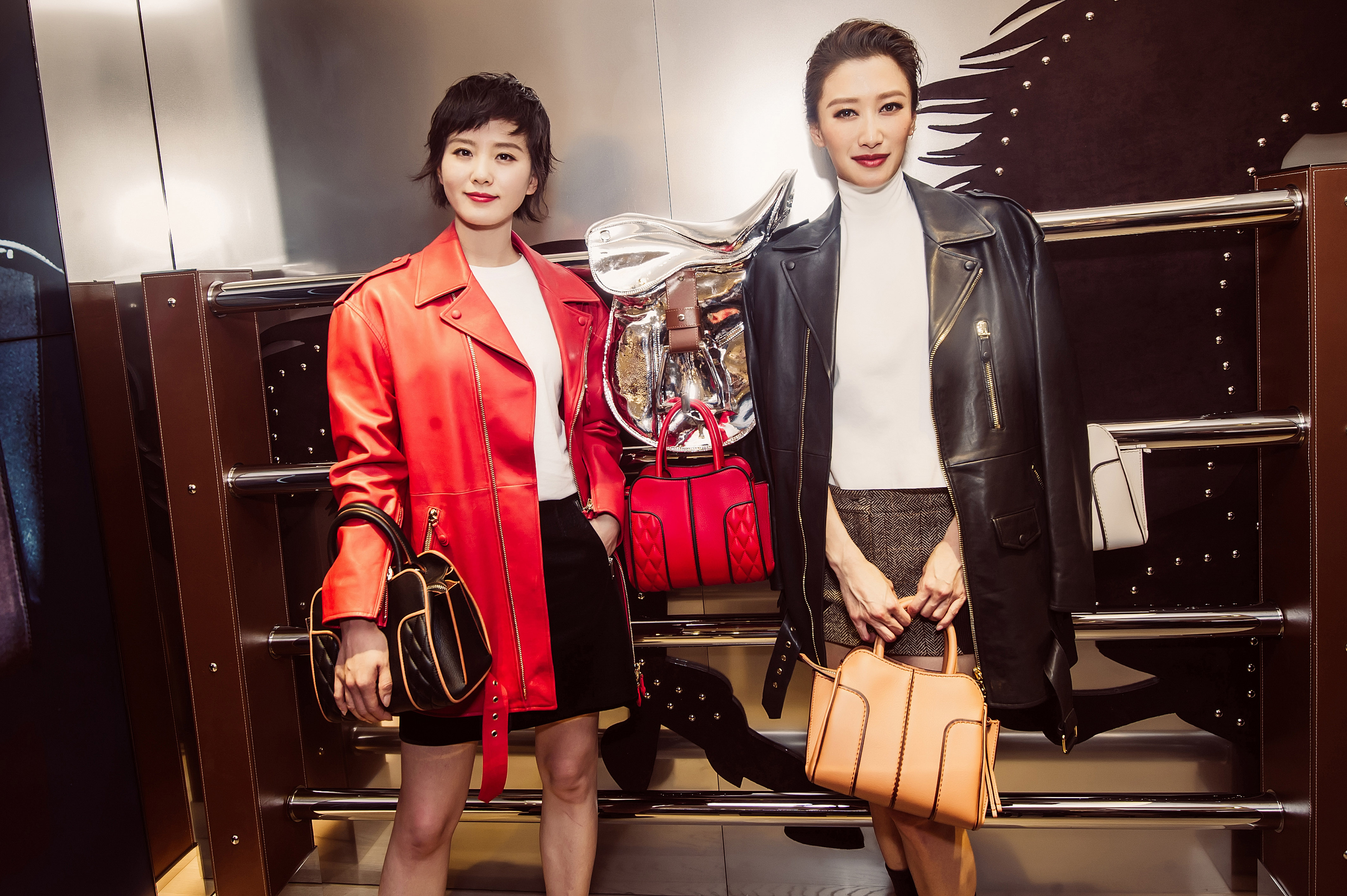 Tod's new concept store opening party