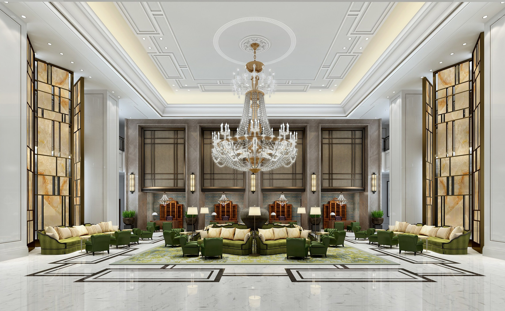 6 sumptuous new luxury hotels in Shanghai to check into this 2017