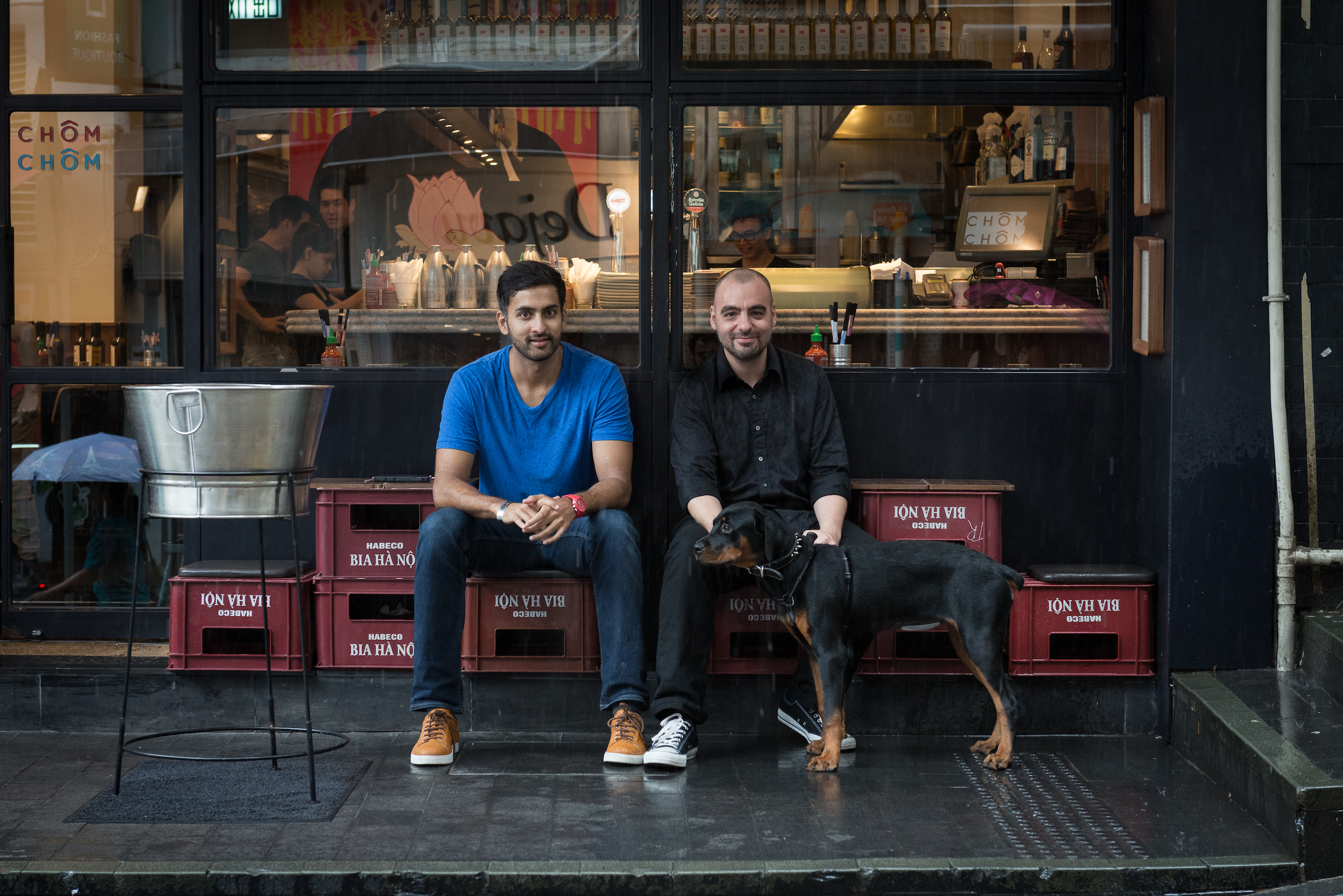 Q&A: Black Sheep Restaurants' co-founders on international expansion and their 5th anniversary