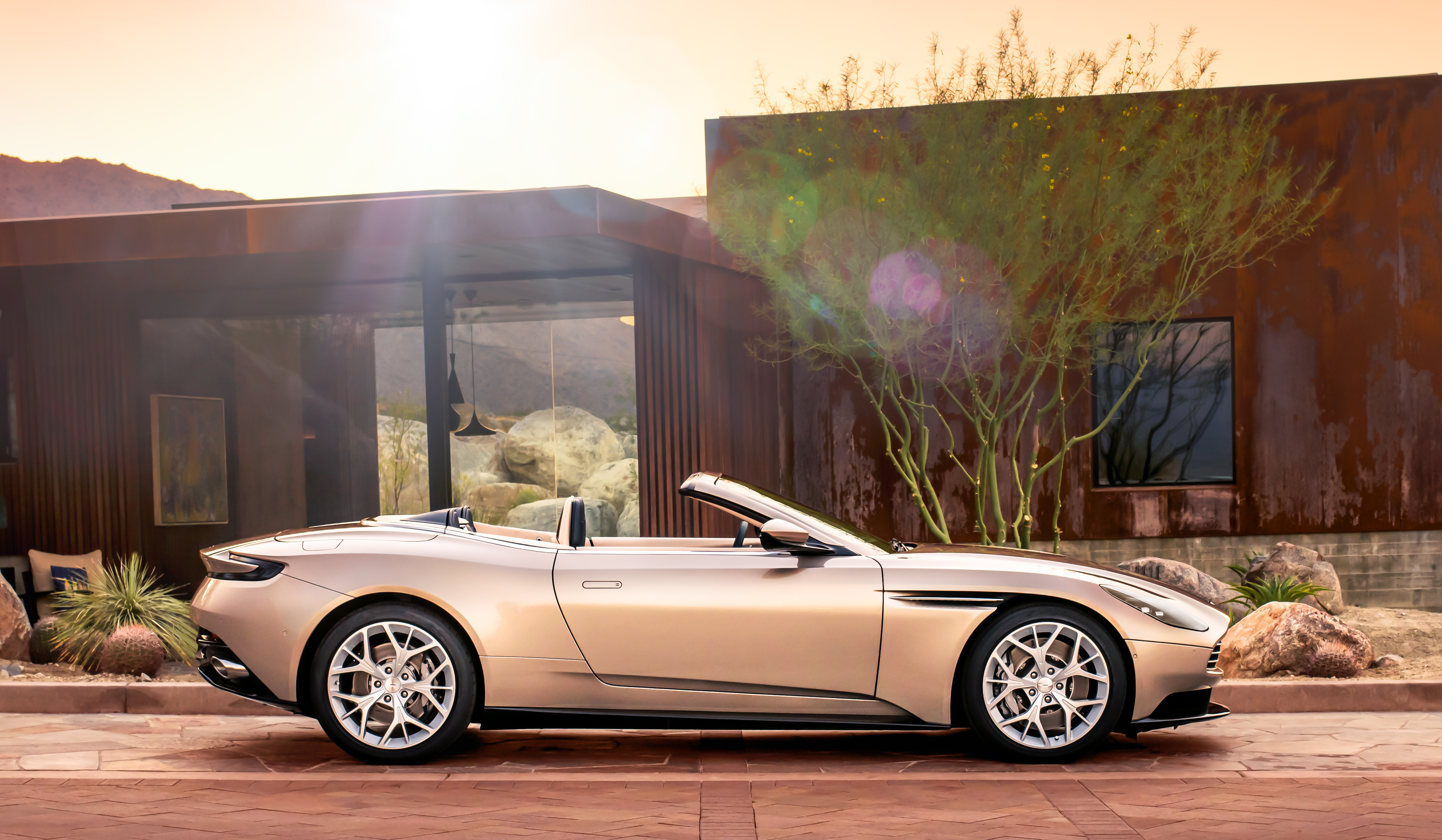 Why The Aston Martin Db11 Volante Is The Drop Top Your Heart Really Wants Lifestyle Asia Singapore