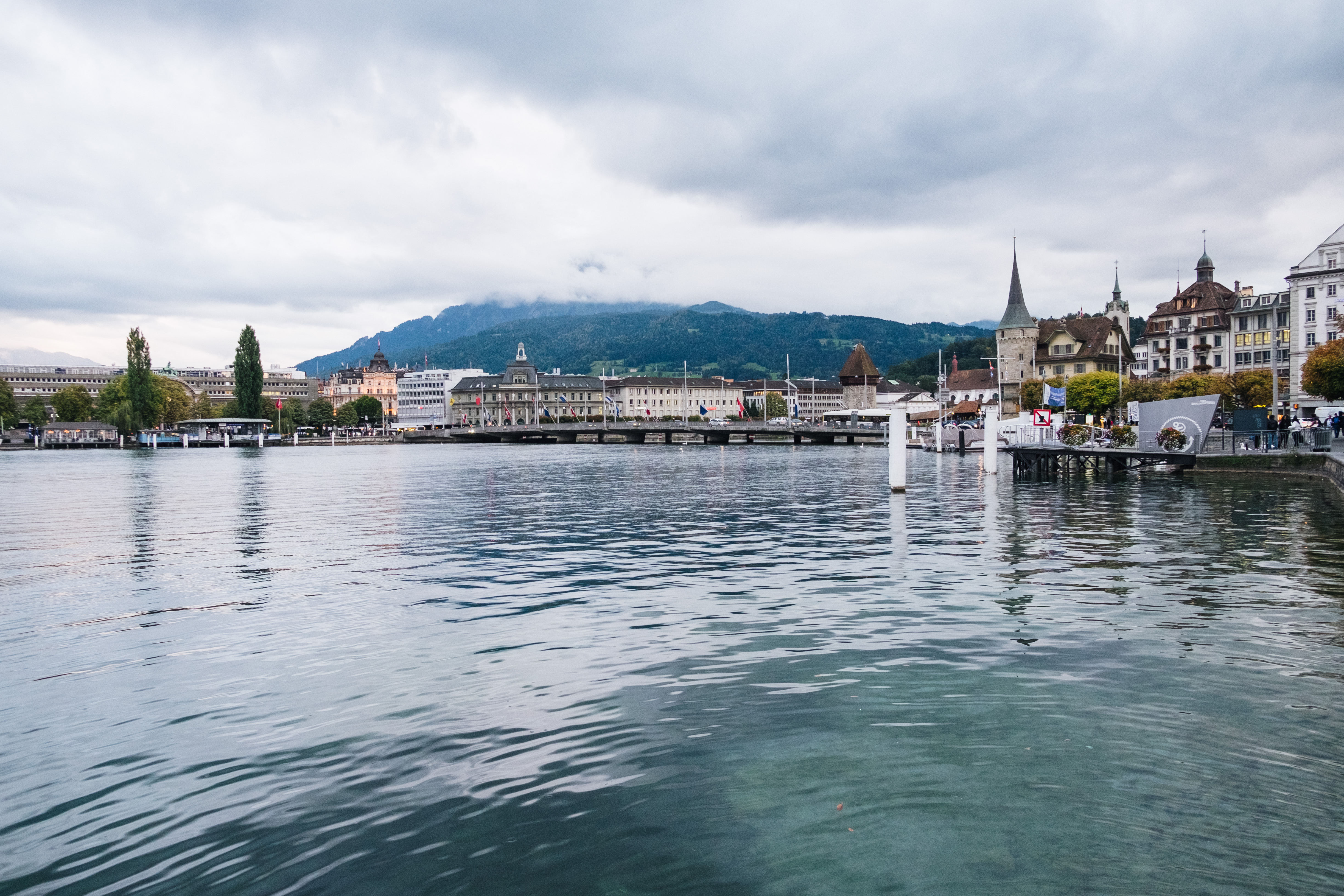 Check out: A whirlwind tour of Lucerne, Switzerland
