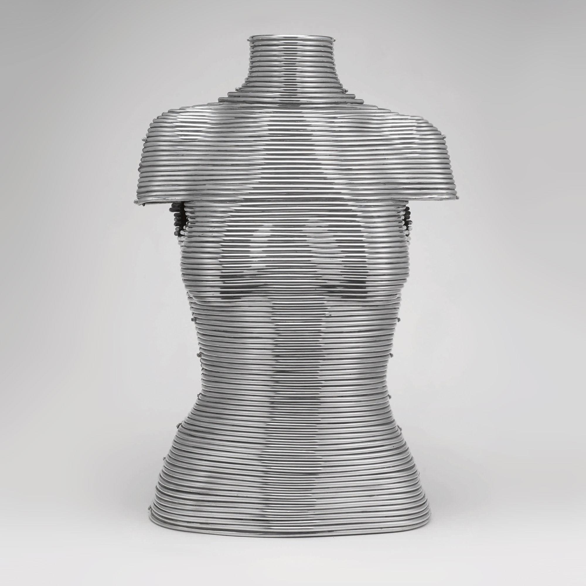 'Coiled Corset', Alexander McQueen's 'The Overlook' collection, Fall/Winter 1999