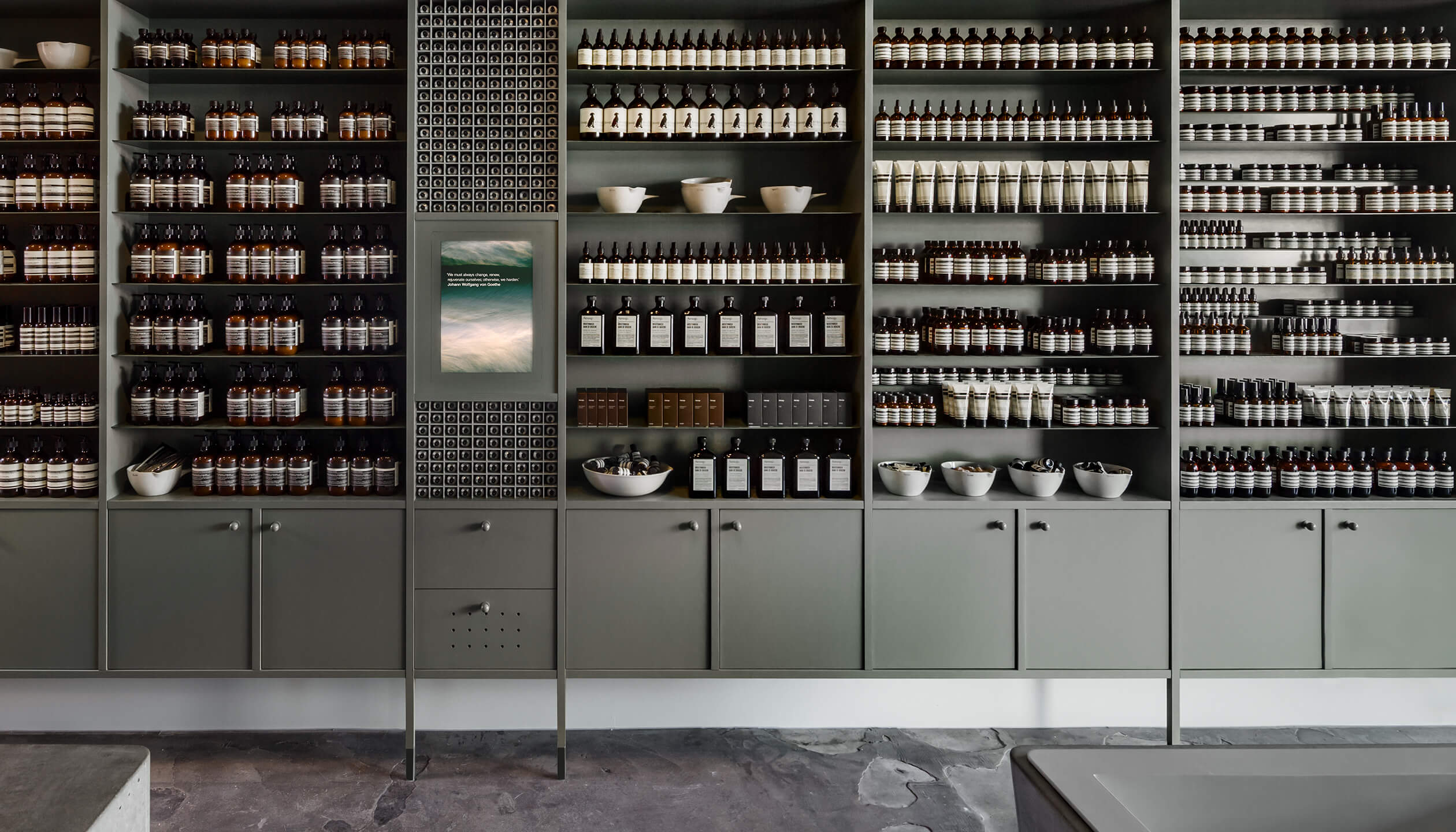 Brand edit: Aesop is a celebration of science, ingredients and good design