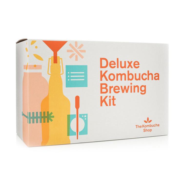 The Kombucha Shop Deluxe brewing kit