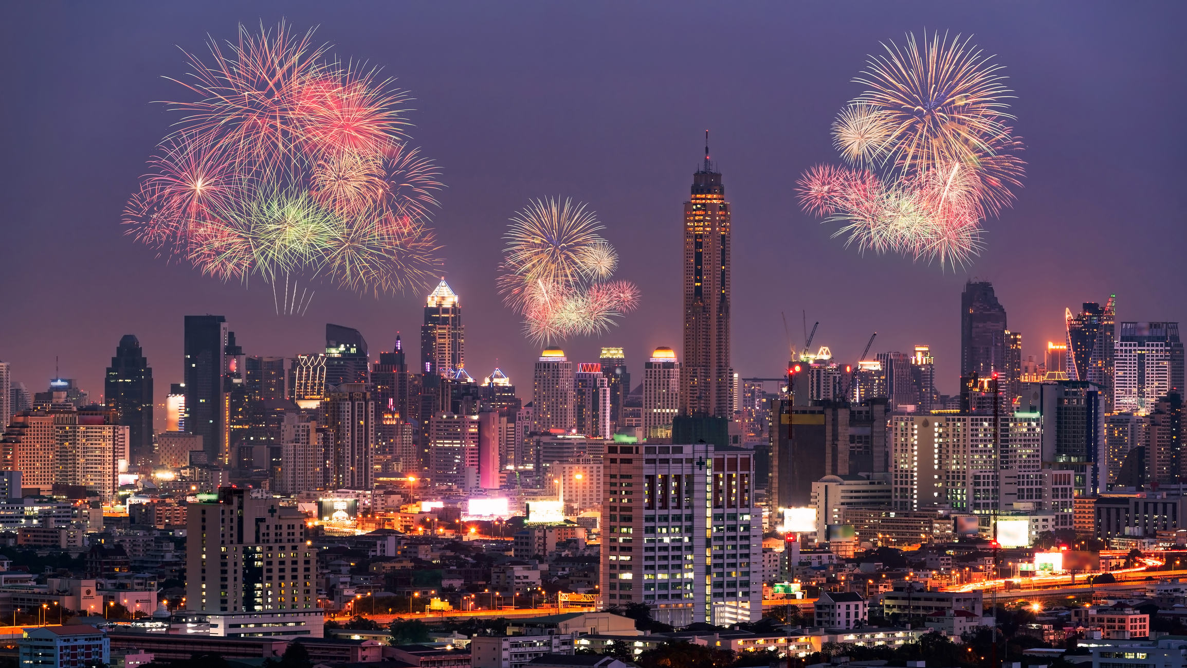 An exhaustive guide to the best New Year's Eve parties in Southeast Asia