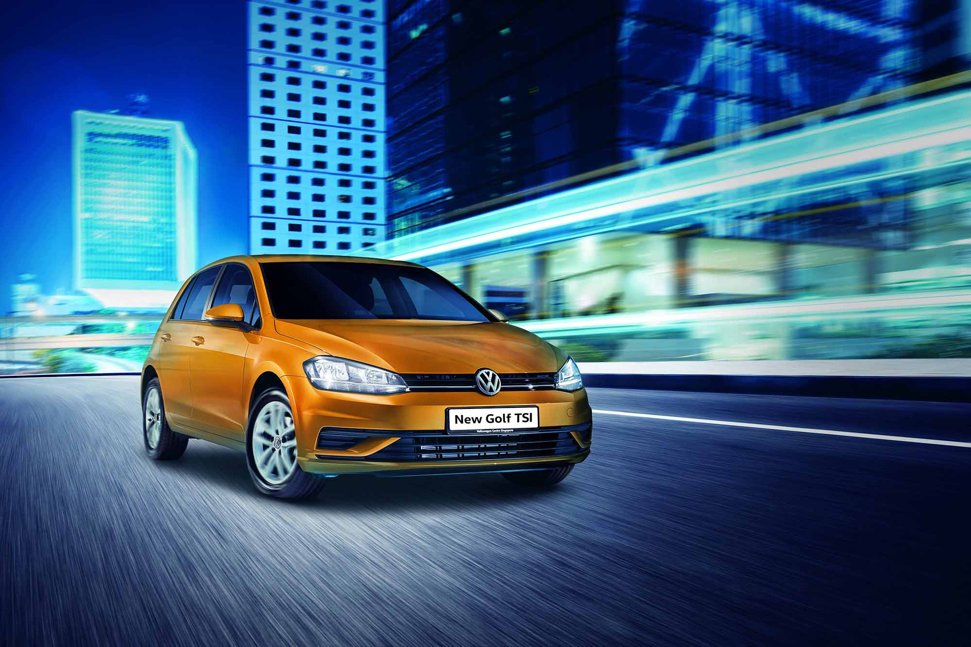 Why the Volkswagen Golf TSI is the perfect hatchback for Singapore roads