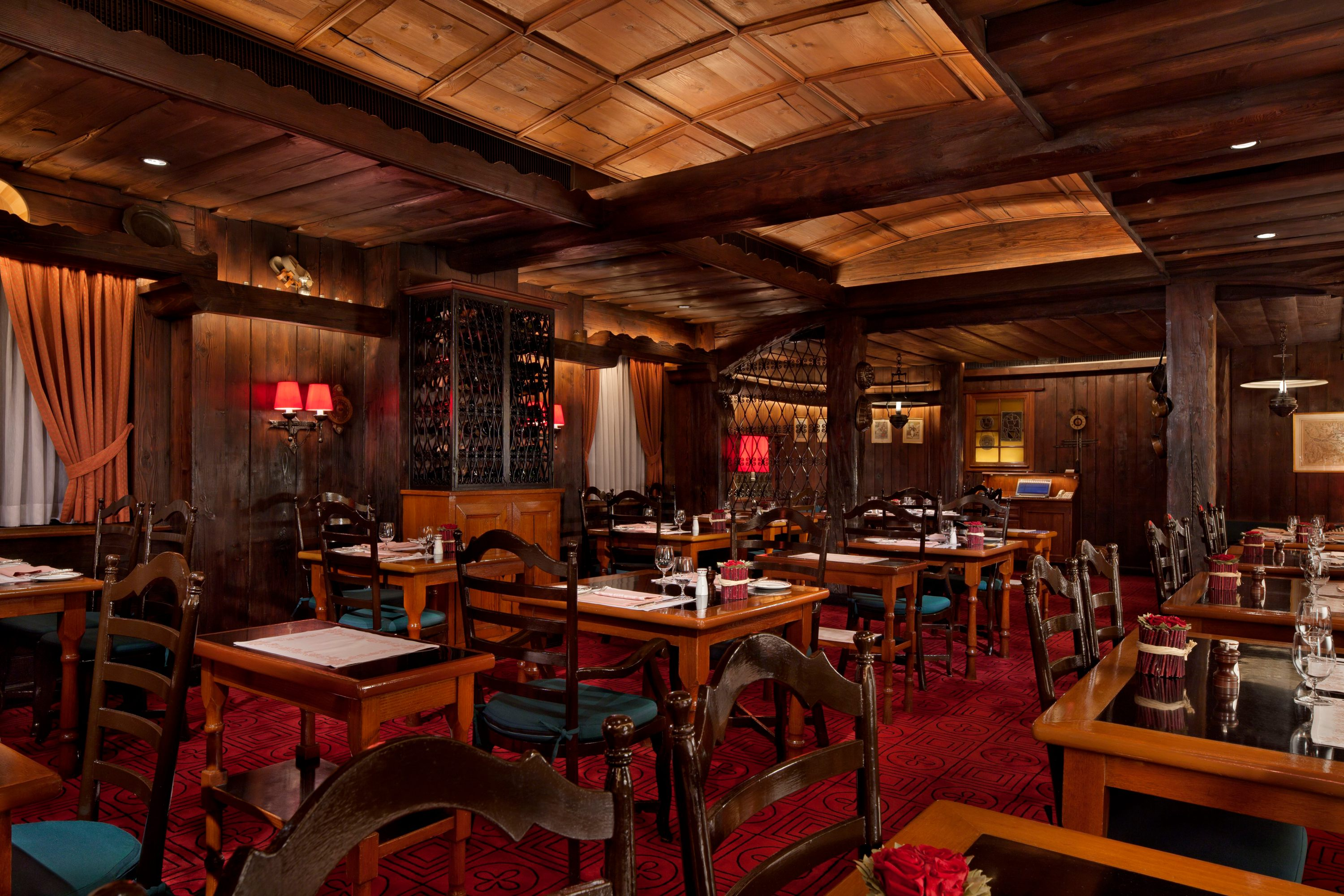 Day 18: Set dinner for four at Chesa, The Peninsula Hong Kong