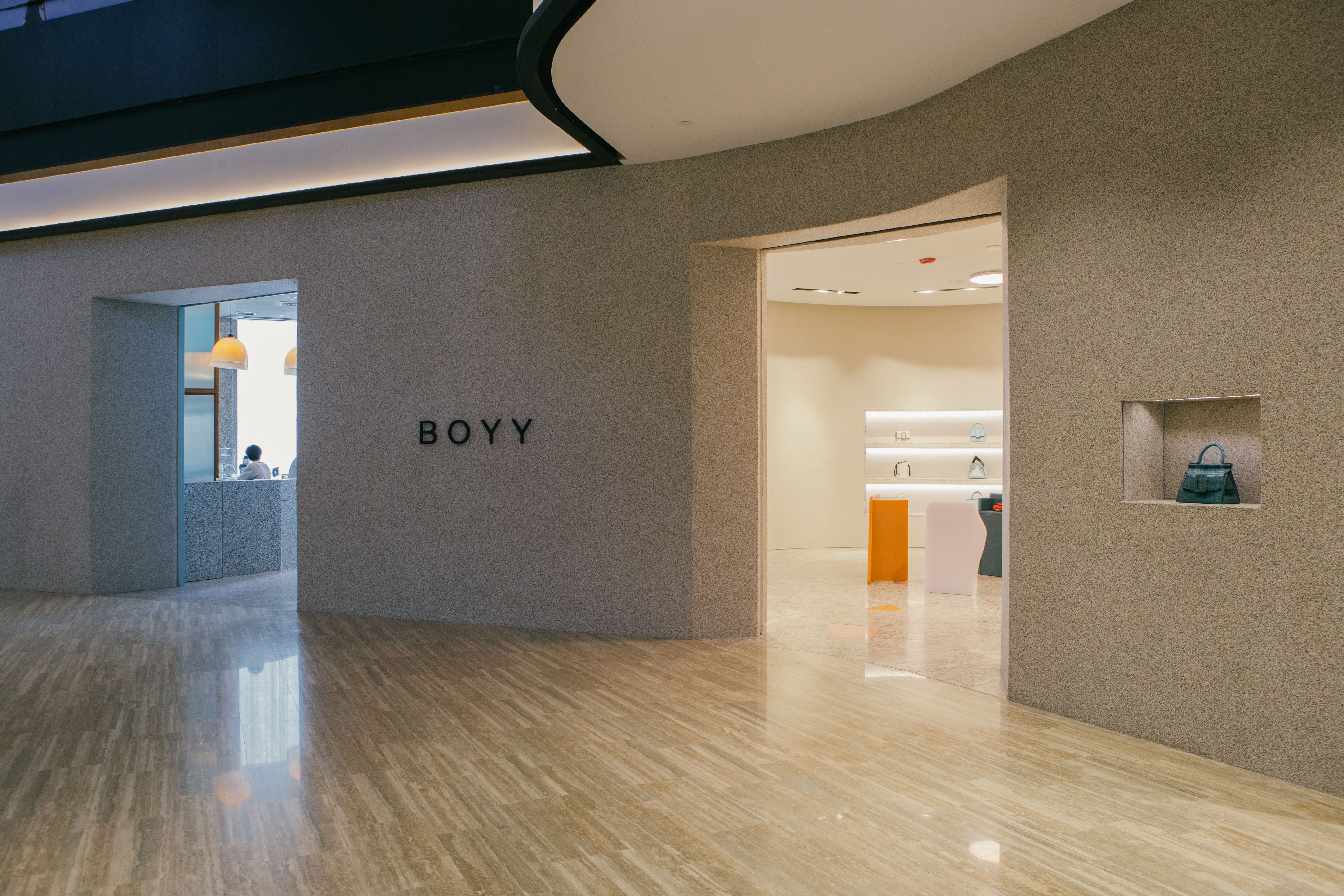 Take a look inside the new BOYY Boutique at Gaysorn Village