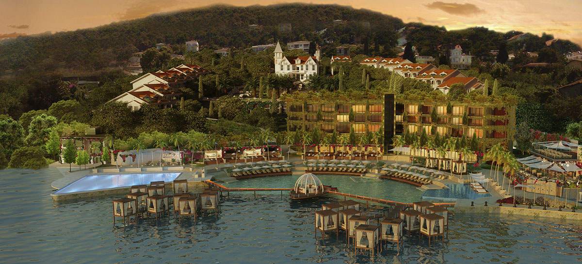 Viceroy Prince's Islands Istanbul