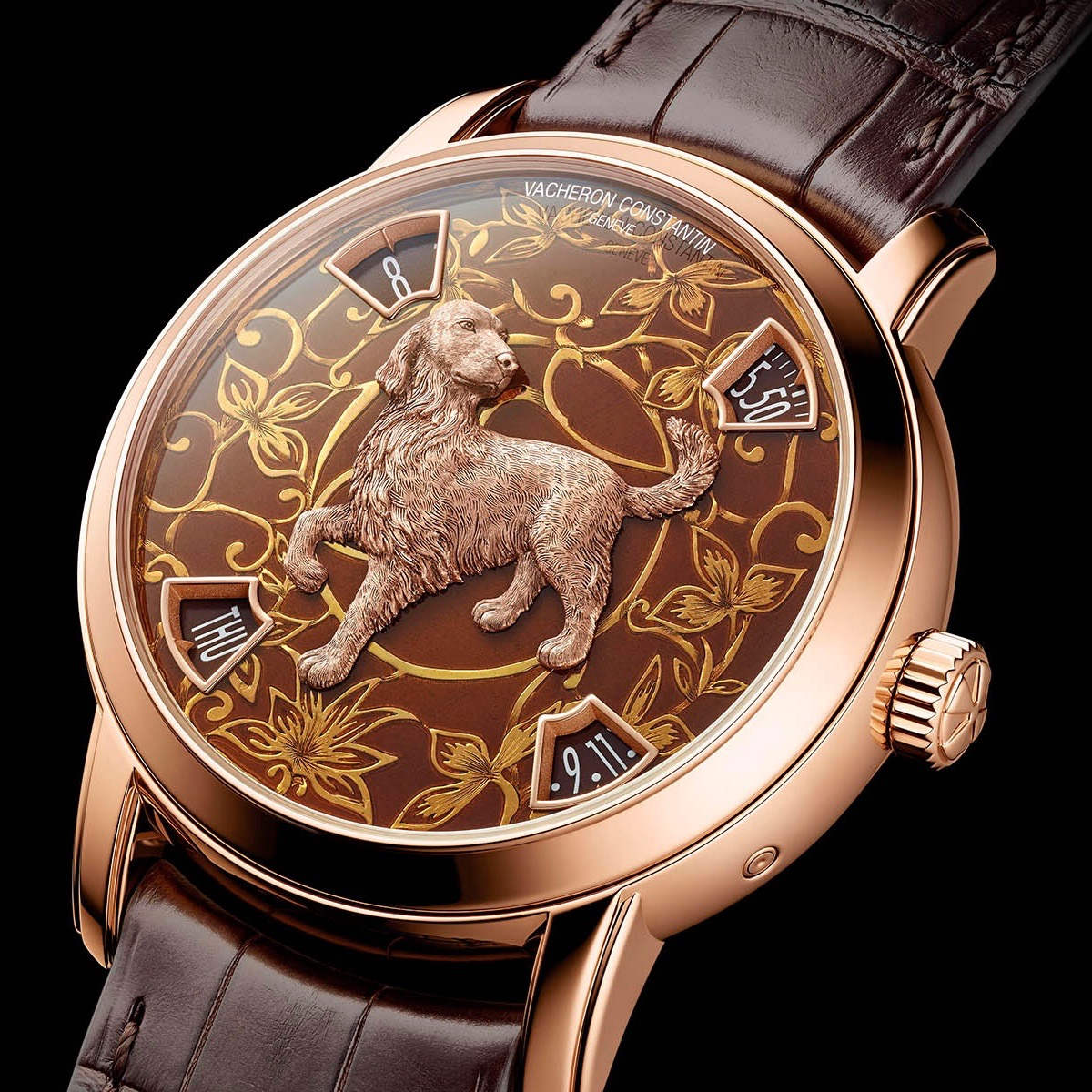 Vacheron Constantin Métiers d'Art The legend of the Chinese zodiac - Year of the dog