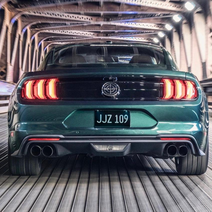 50th Anniversary 2019 Ford MustangBullitt
