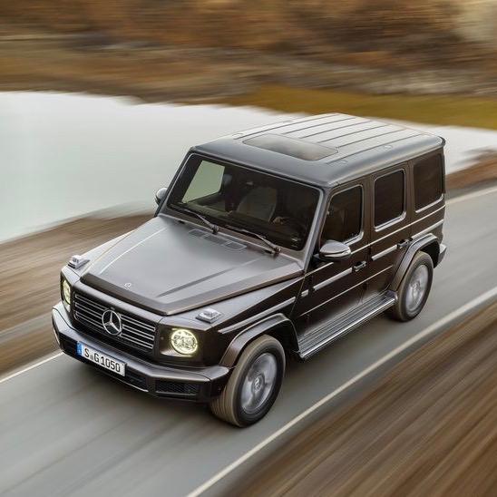 2019 Mercedes-Benz G-Wagen