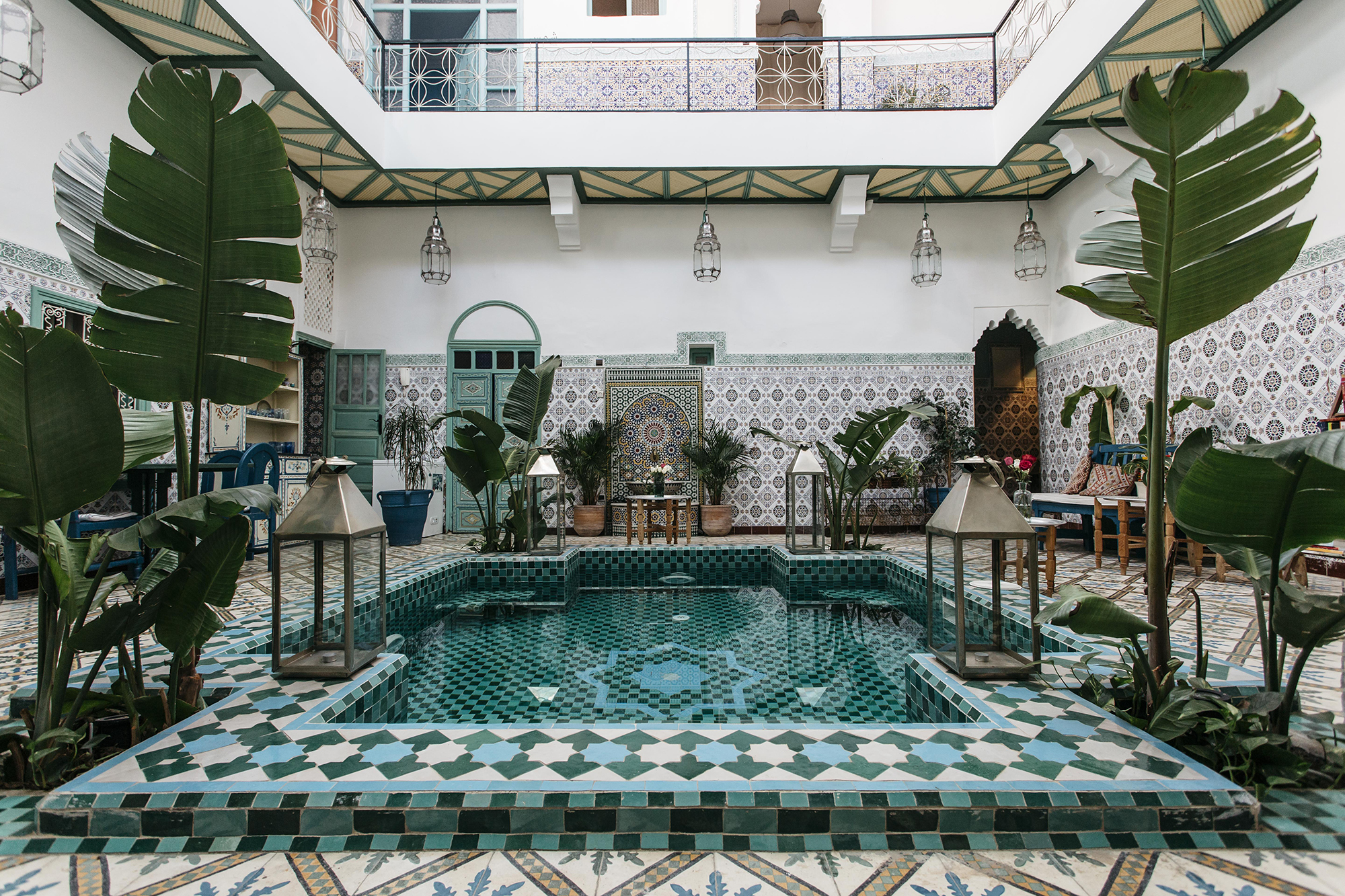 The most luxurious riads and hotels in Marrakesh