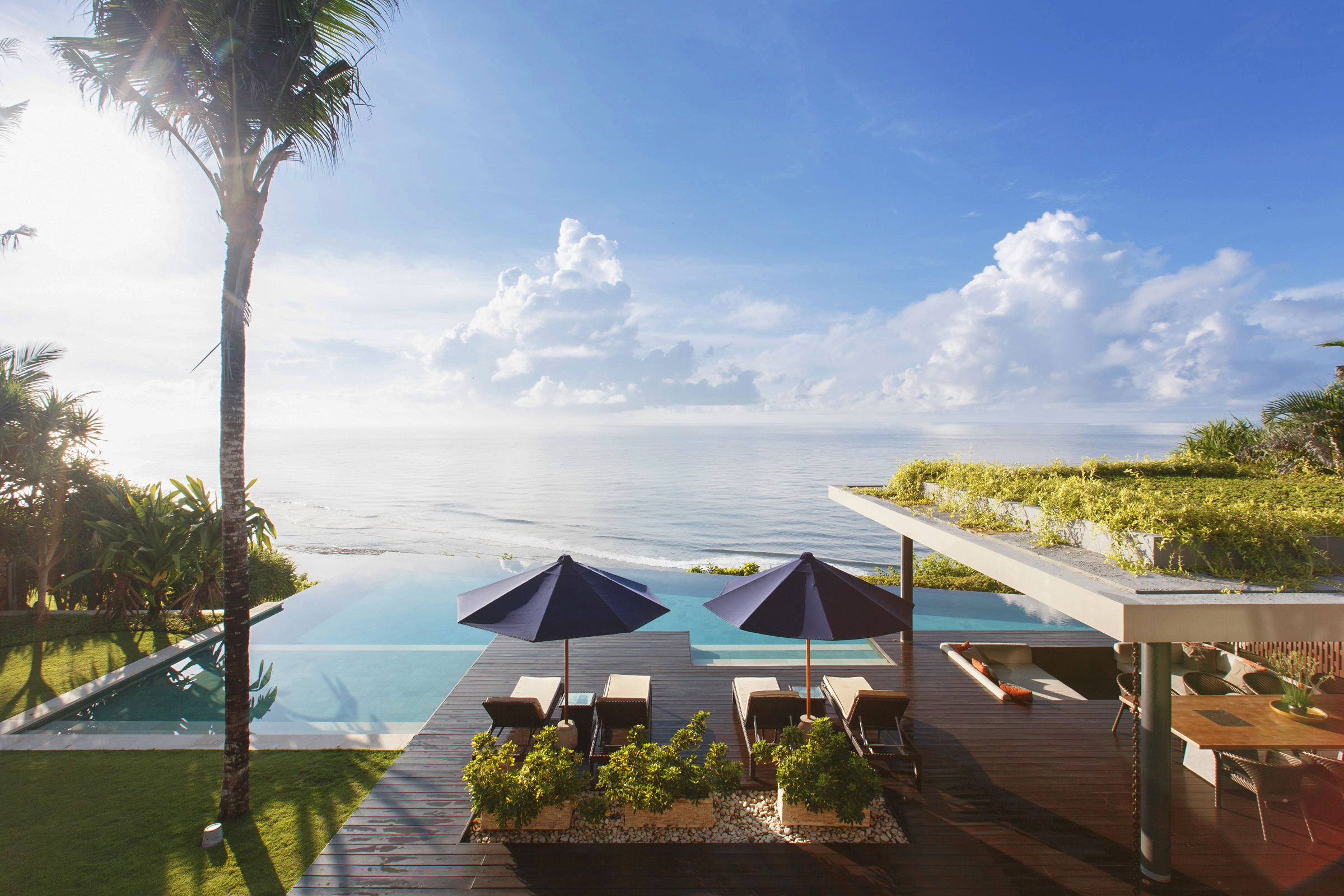 Check in: The Ungasan Clifftop Resort, a private enclave away from it all