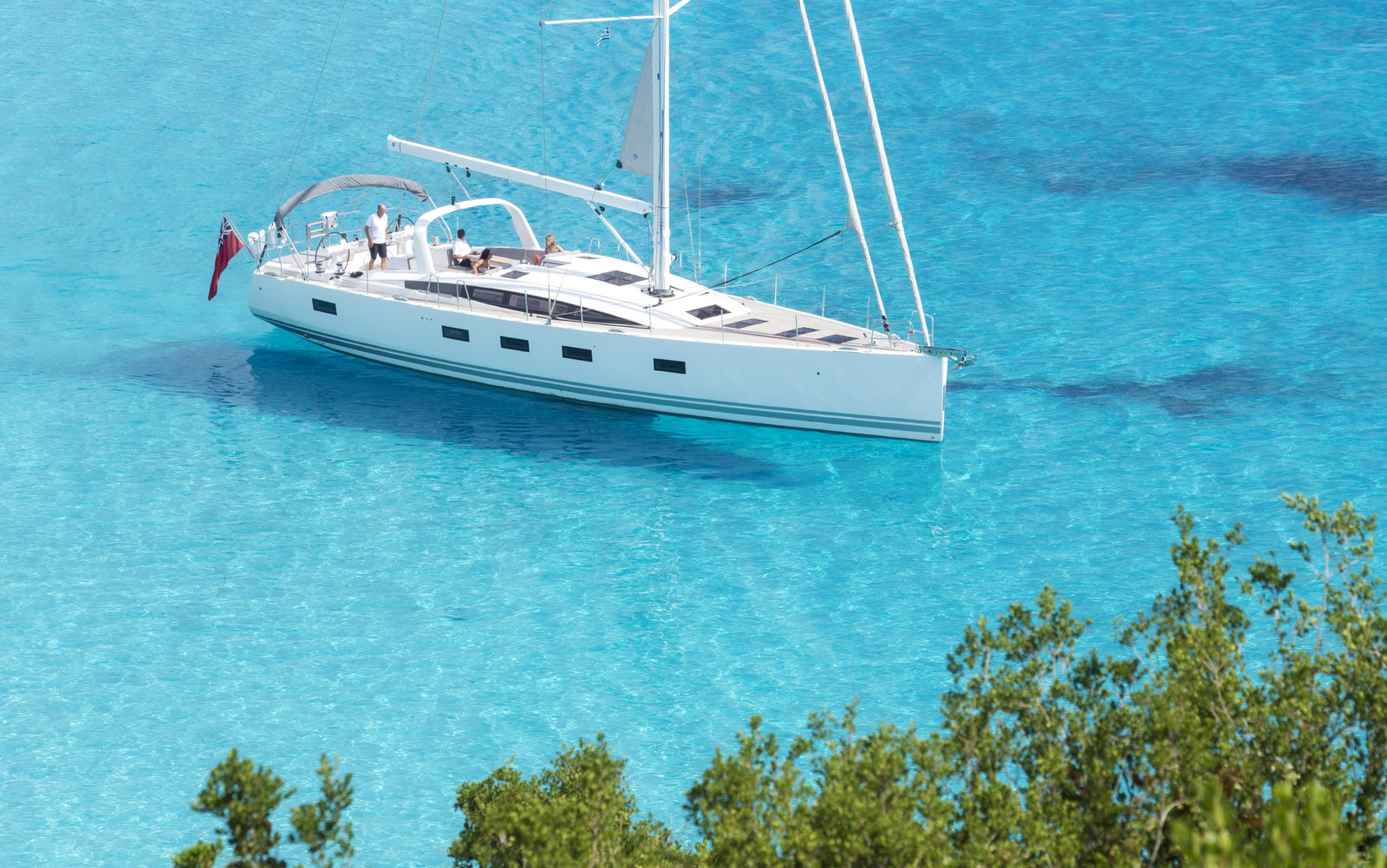 These luxury sailing yachts are the best way to see the world on water