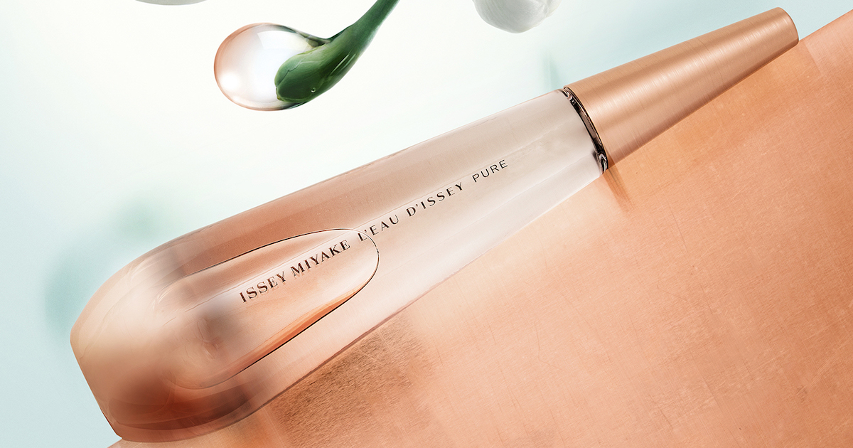 L'Eau d'Issey Pure Nectar de Parfum is a scent for the modern free ...