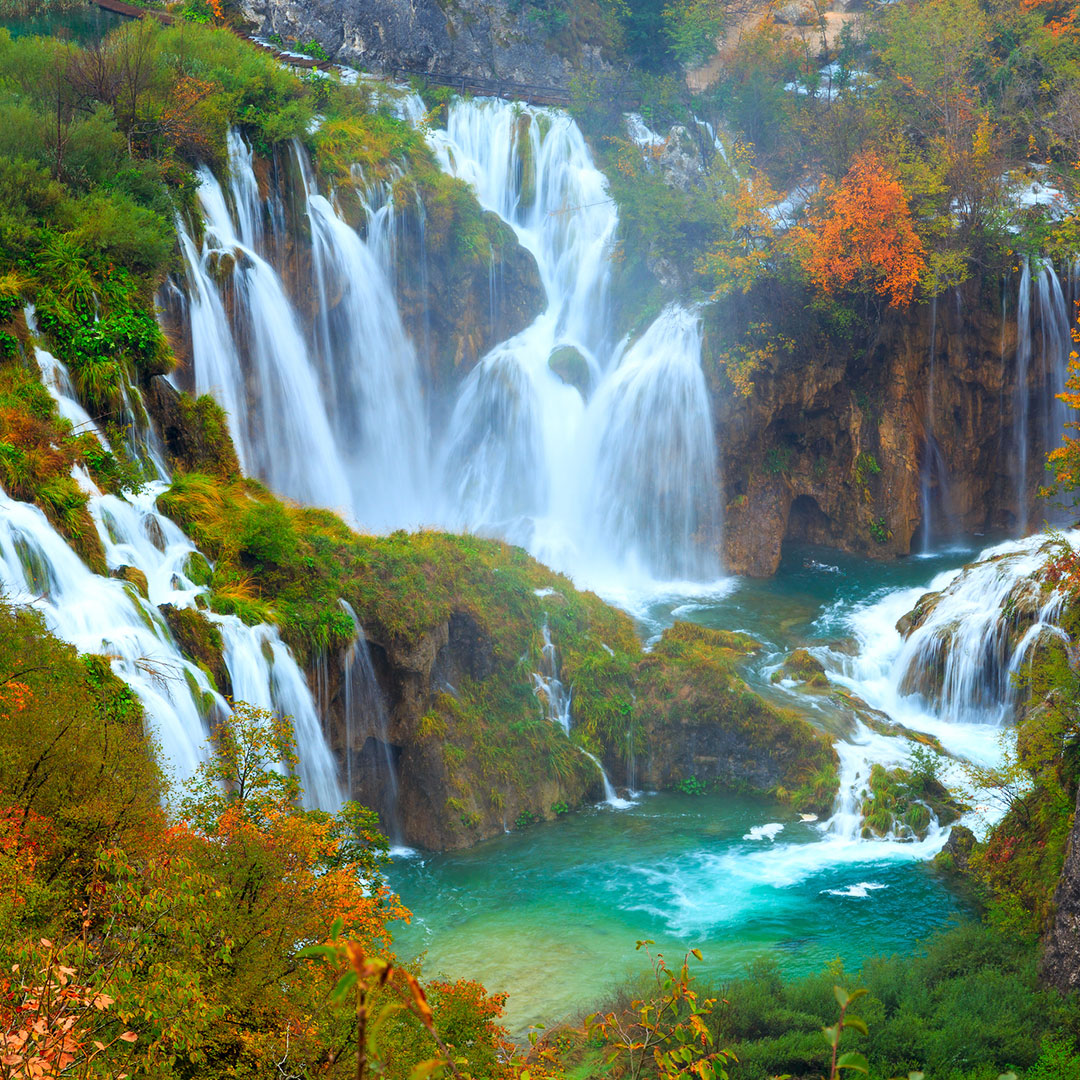 The Most Beautiful Waterfall Destinations In The World