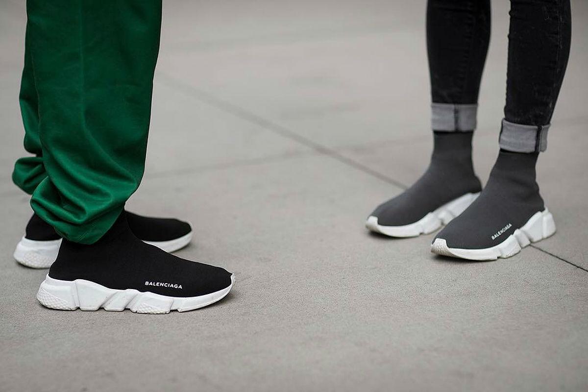 sneaker balenciaga style