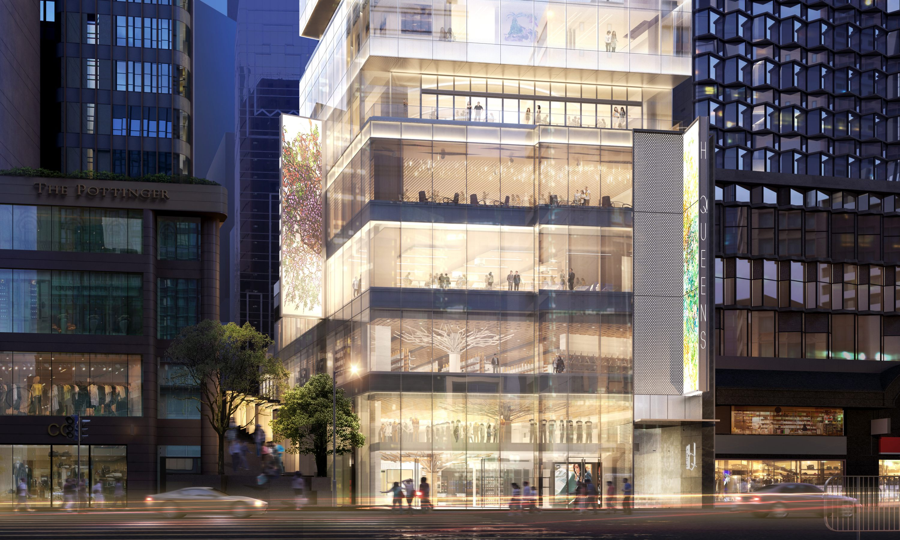 What's inside H Queen's: The first exclusive art and lifestyle tower in the world