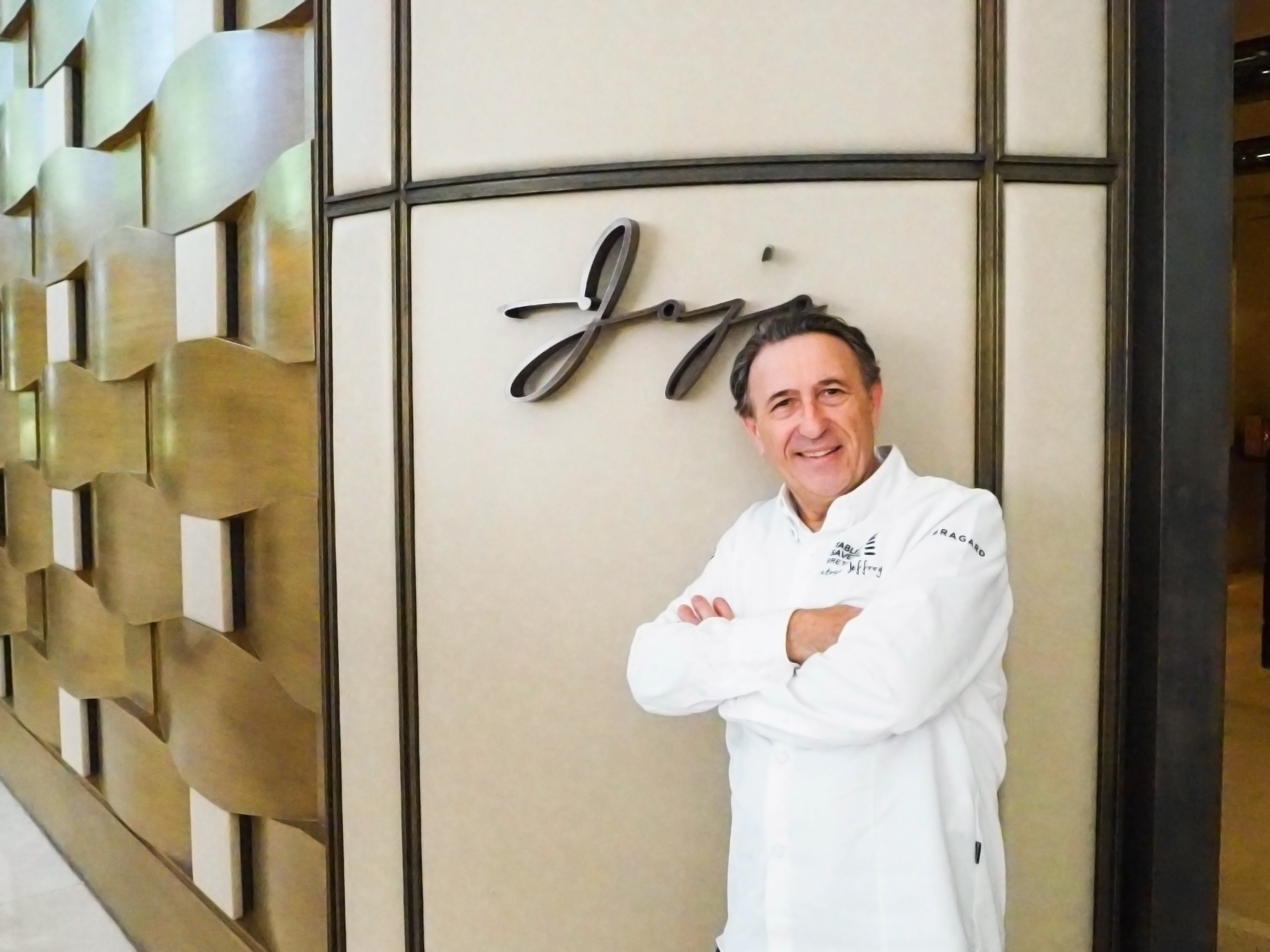 Q&A: Two-Michelin-starred French Chef Patrick Jeffroy