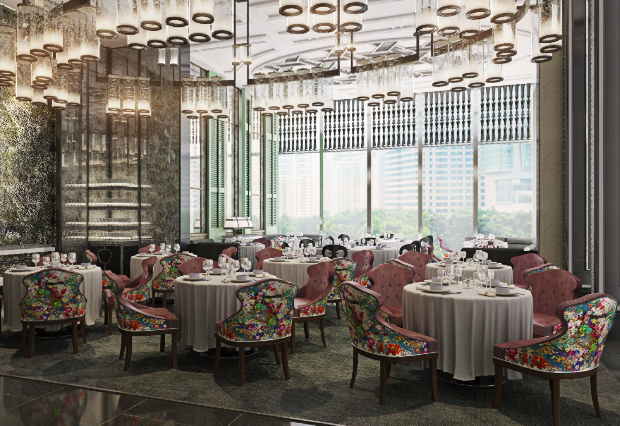 First Look The New Four Seasons Hotel Kuala Lumpur Opening In Mid 2018