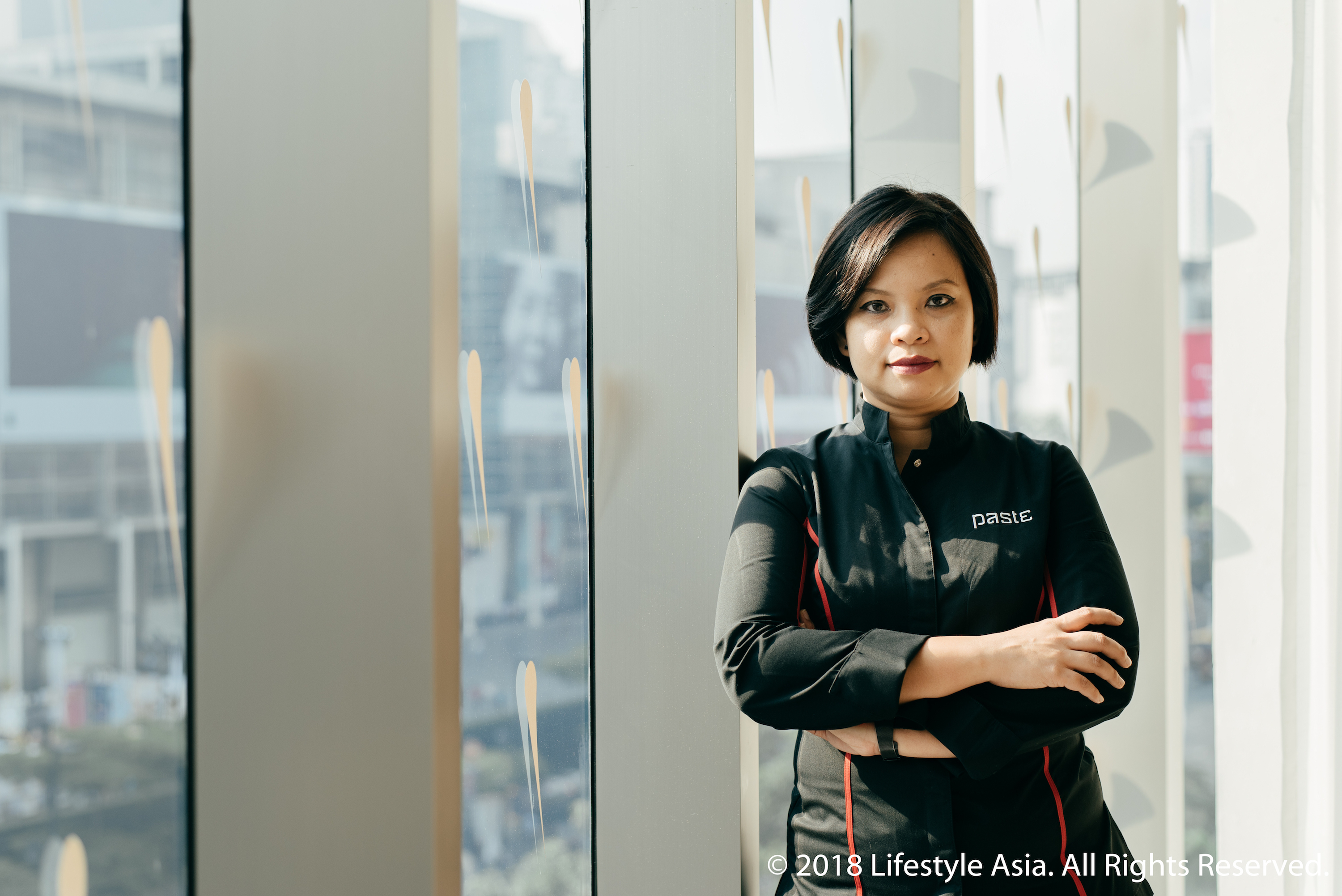 An exclusive interview with Asia's Best Female Chef, Bee Satongun