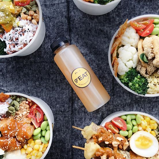 Great - The Healthier Fast Food