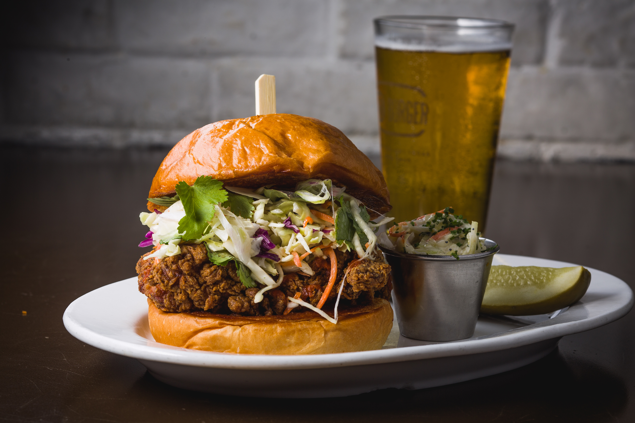Chef Laurent Tourondel brings new gourmet burgers and spiked shakes to BLT Burger