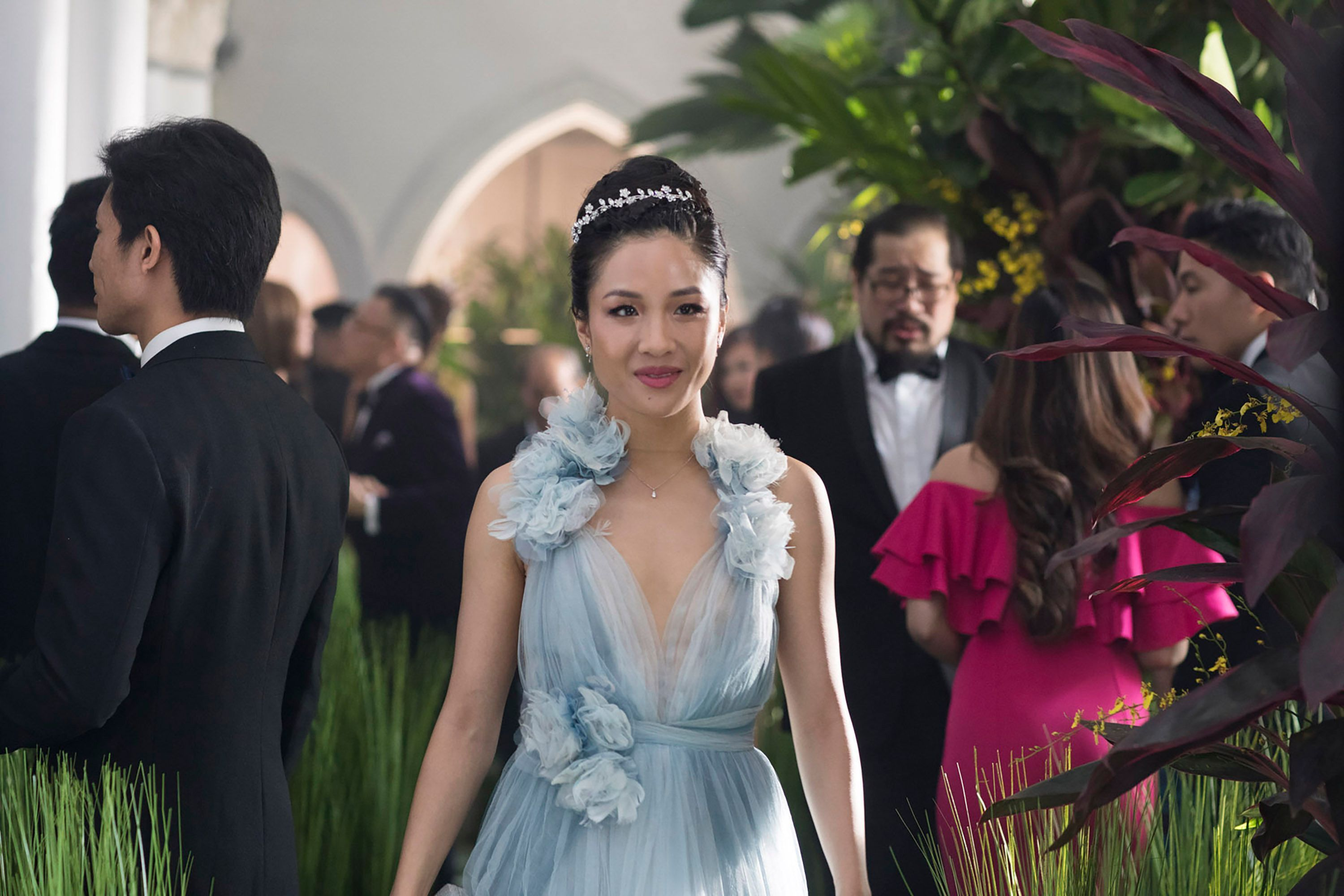 First look: The trailer for 'Crazy Rich Asians' unleashes a flashy world of excess and drama