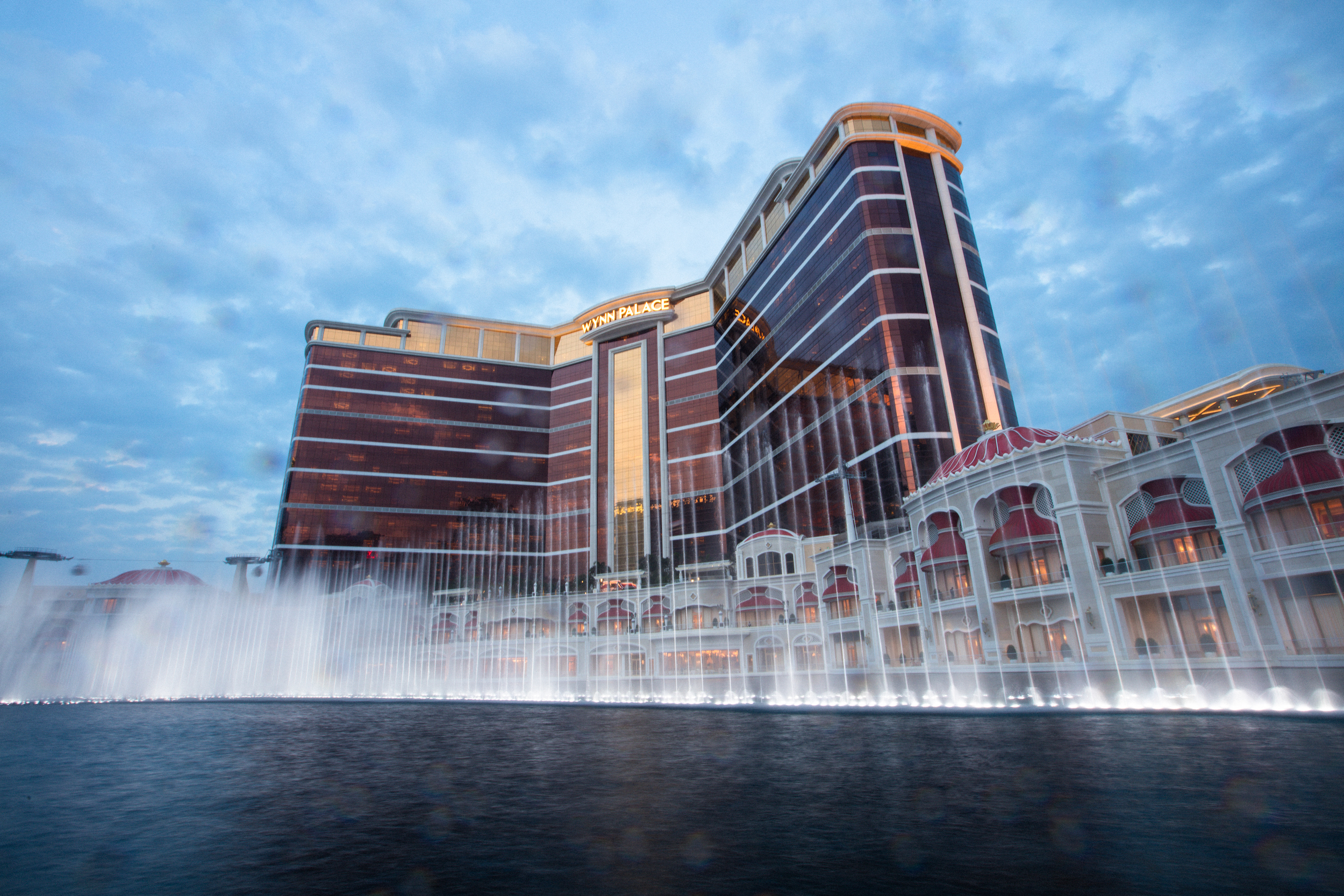 Suite escape: Wynn Palace offers the ultimate getaway