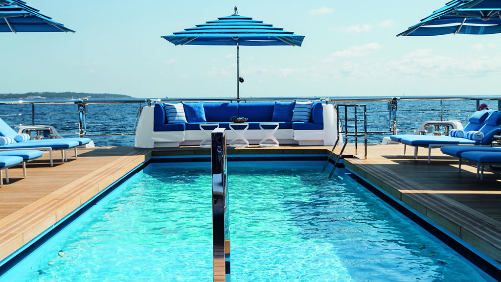 These stunning superyacht pools are the ultimate expression of sailing luxury