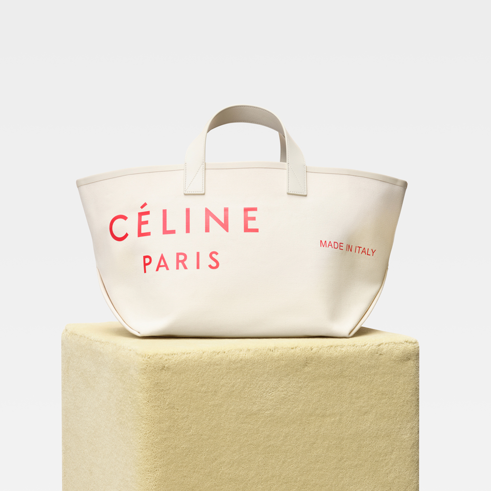 Céline Made in Italy cabas