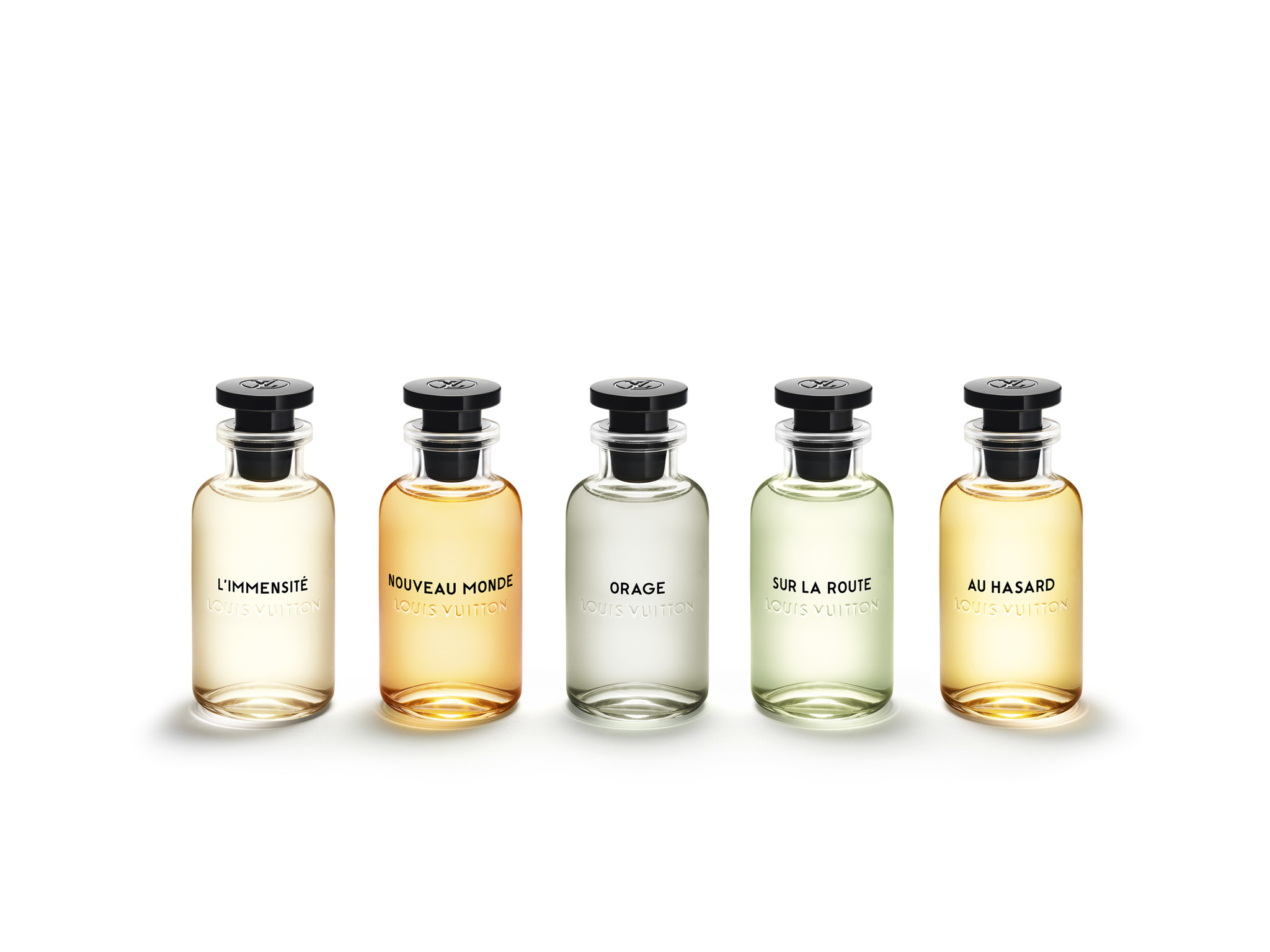 Louis Vuitton embraces adventure with first-ever men's fragrance collection
