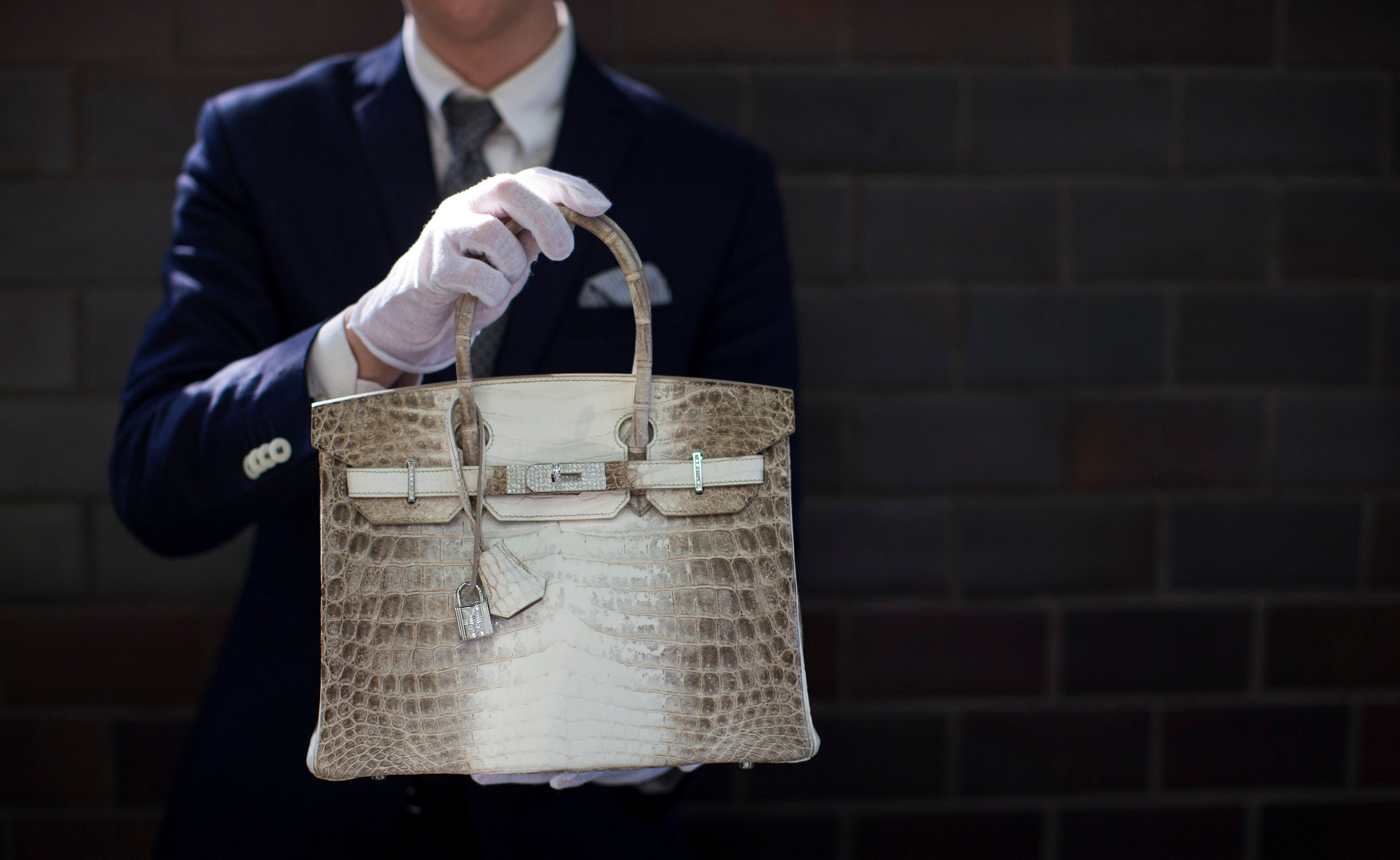 The V&A's latest exhibition is a historical study of handbags