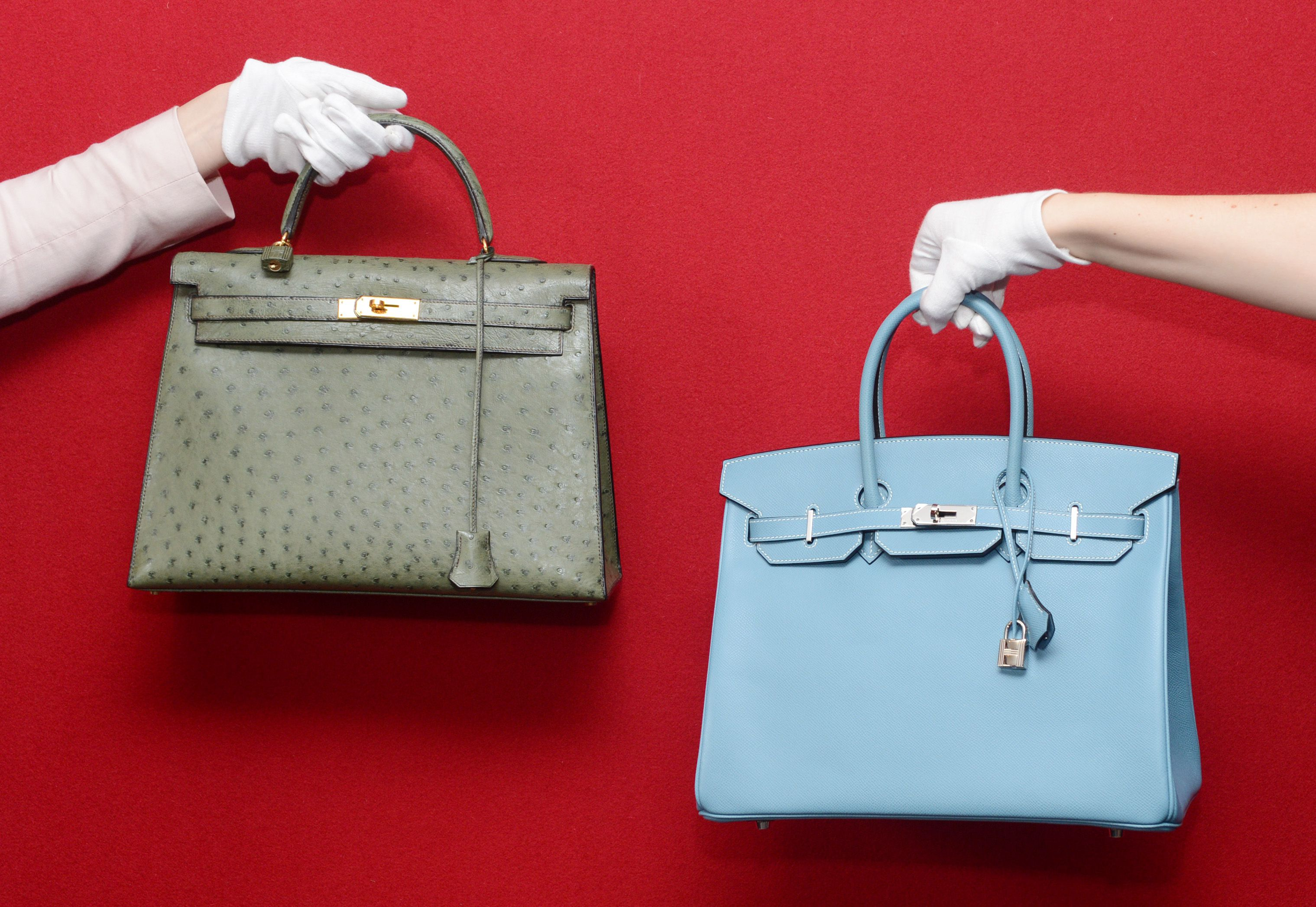 The history behind the iconic Hermes Birkin bag