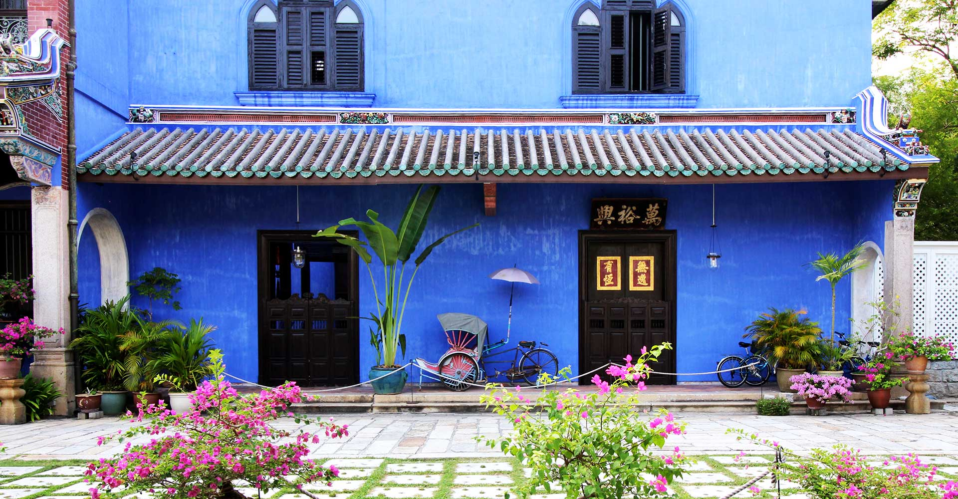 The heritage of Penang's luxury boutique hotels